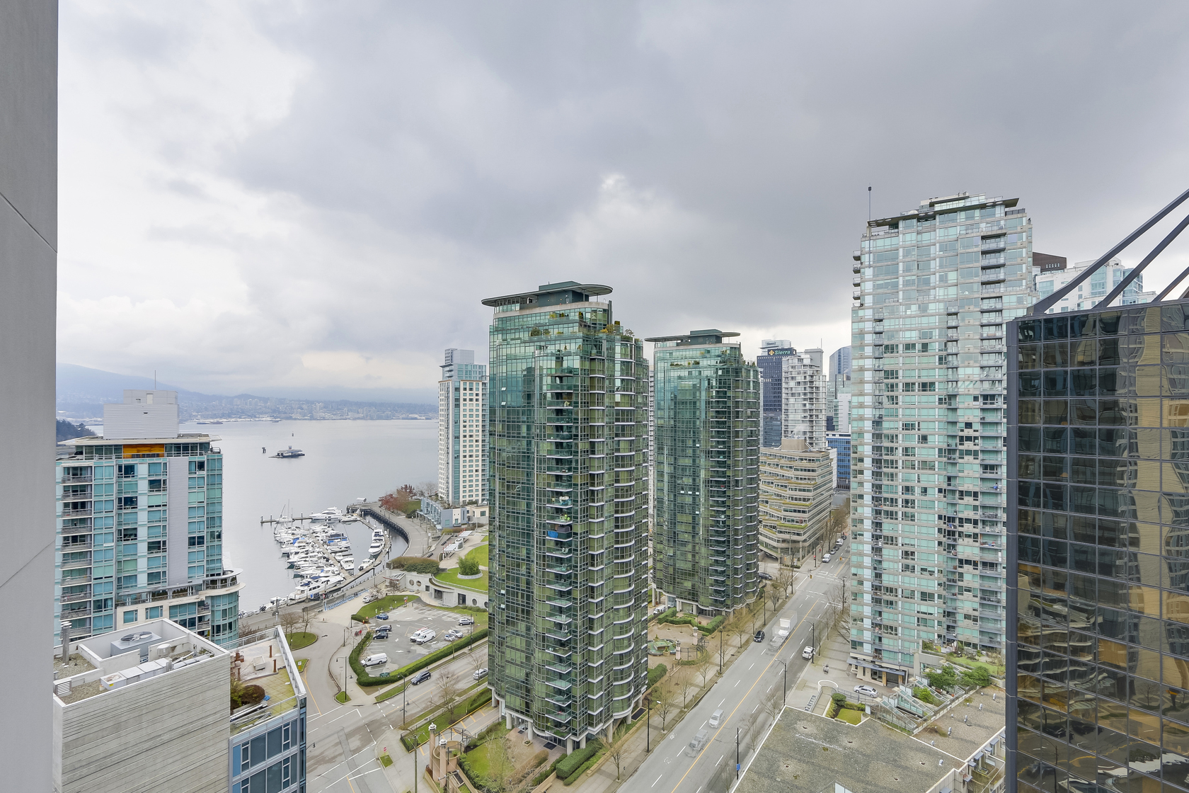 5 at 1704 - 1415 W Georgia Street, Coal Harbour, Vancouver West