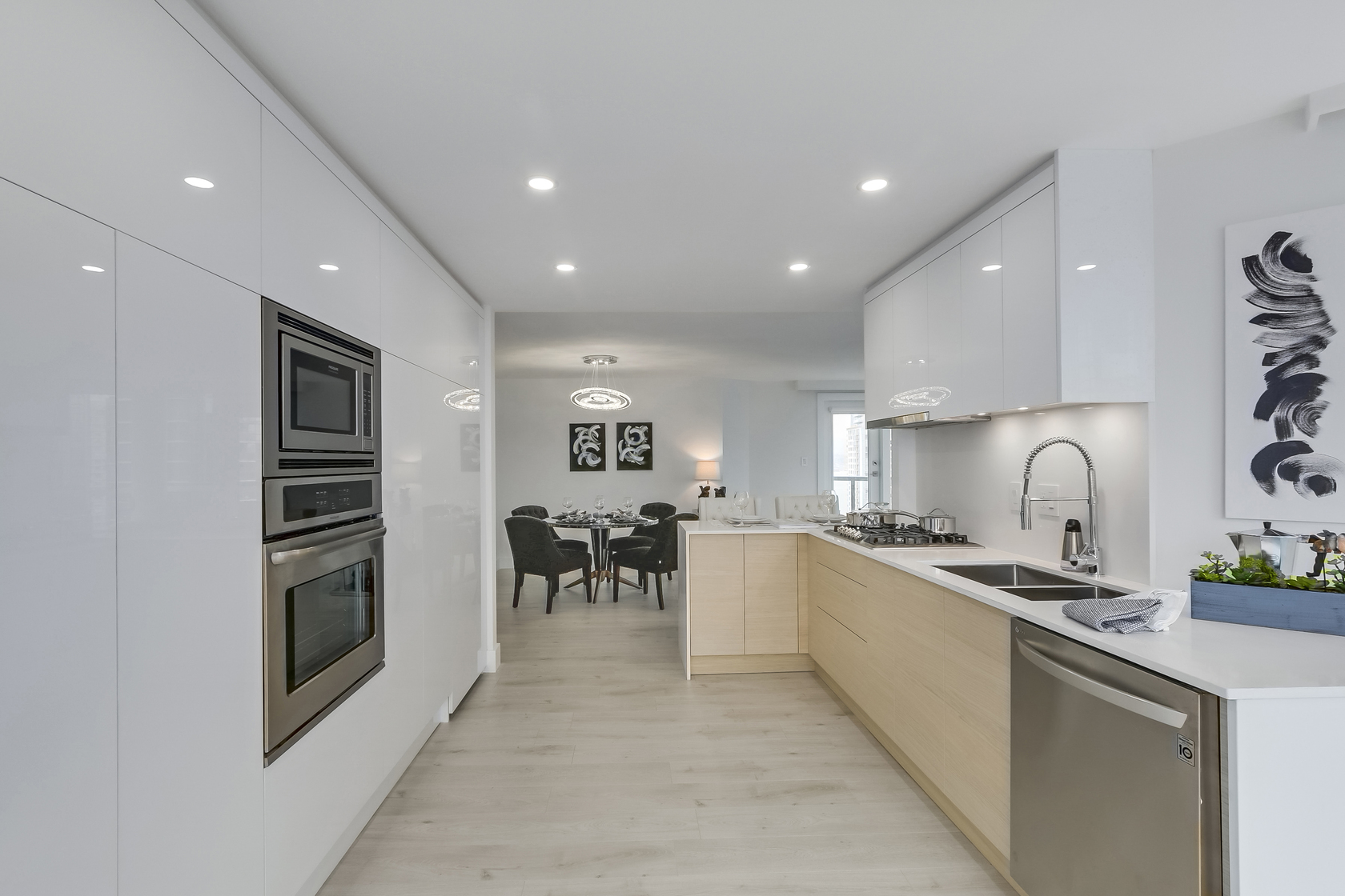9 at 1704 - 1415 W Georgia Street, Coal Harbour, Vancouver West