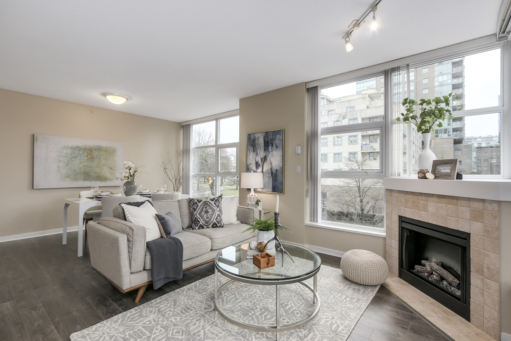 4 at 305 - 189 National Avenue, Mount Pleasant VE, Vancouver East