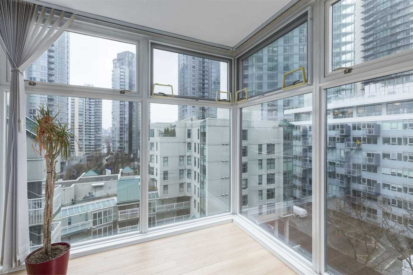 sold1331homer at B805 - 1331 Homer Street, Yaletown, Vancouver West