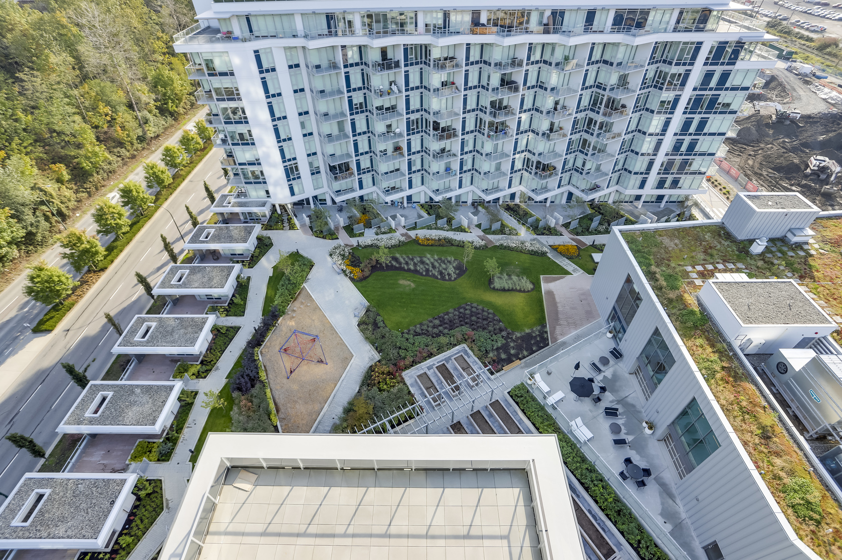 16 at 1705 - 8538 River District Crossing, Champlain Heights, Vancouver East