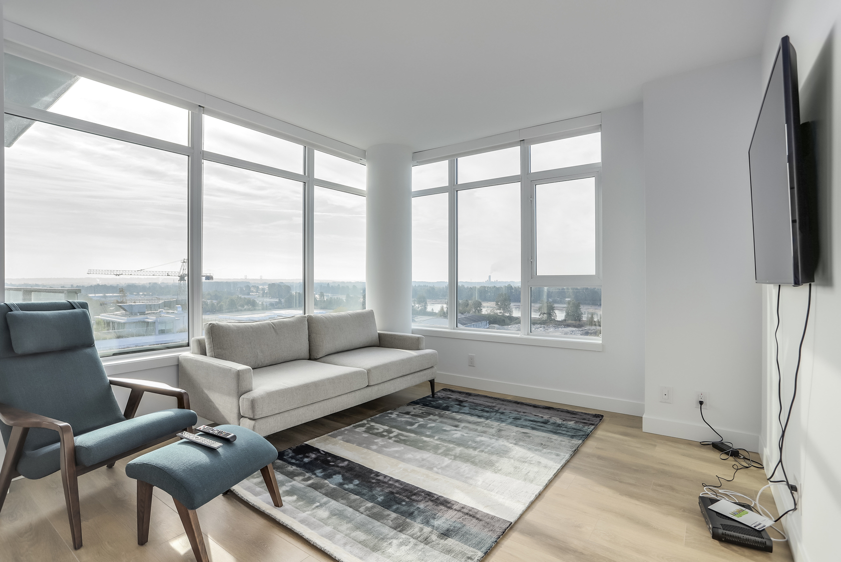 2 at 1705 - 8538 River District Crossing, Champlain Heights, Vancouver East