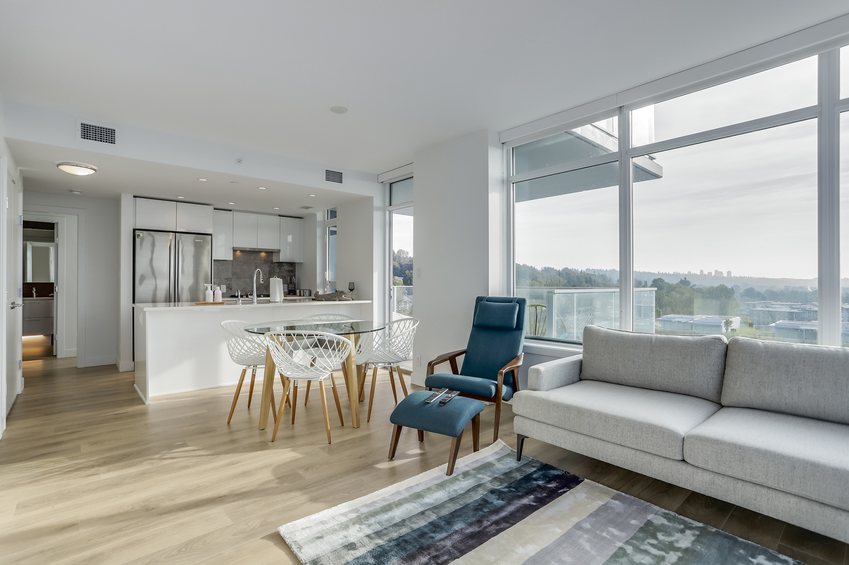 3 at 1705 - 8538 River District Crossing, Champlain Heights, Vancouver East