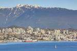 11 at 1403 - 590 Nicola Street, Coal Harbour Waterfront (Coal Harbour), Vancouver West