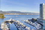 8 at 1403 - 590 Nicola Street, Coal Harbour Waterfront (Coal Harbour), Vancouver West