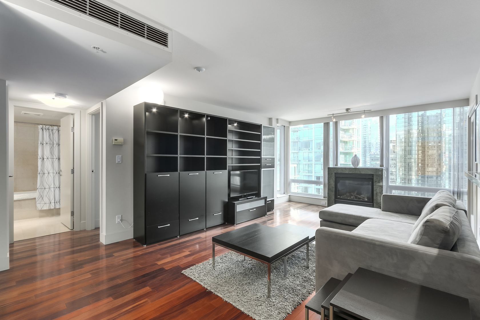 3 at 1403 - 590 Nicola Street, Coal Harbour Waterfront (Coal Harbour), Vancouver West