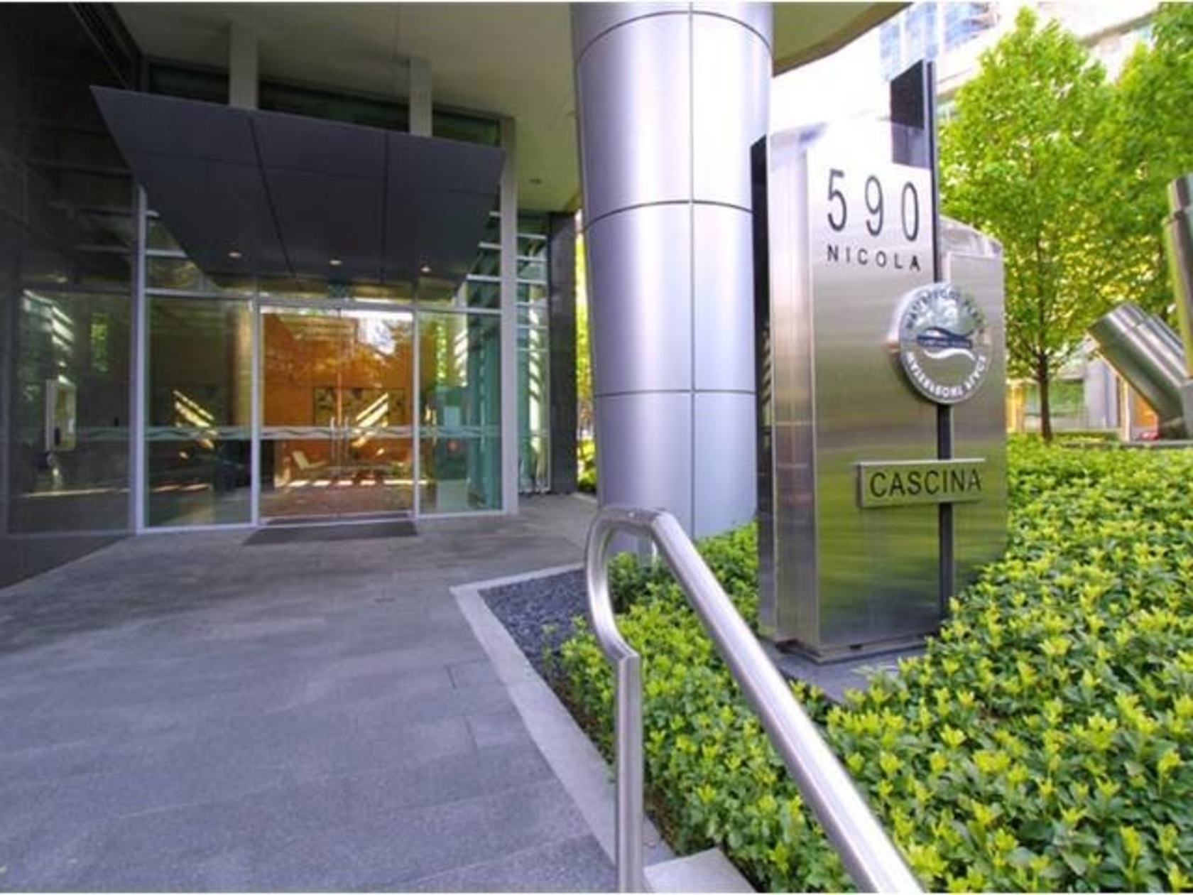 262358064 at 1203 - 590 Nicola, Coal Harbour Waterfront, Vancouver West