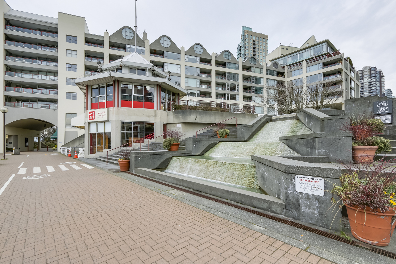 1 at 506 - 1008 Beach Avenue, Beach Avenue (Yaletown), Vancouver West