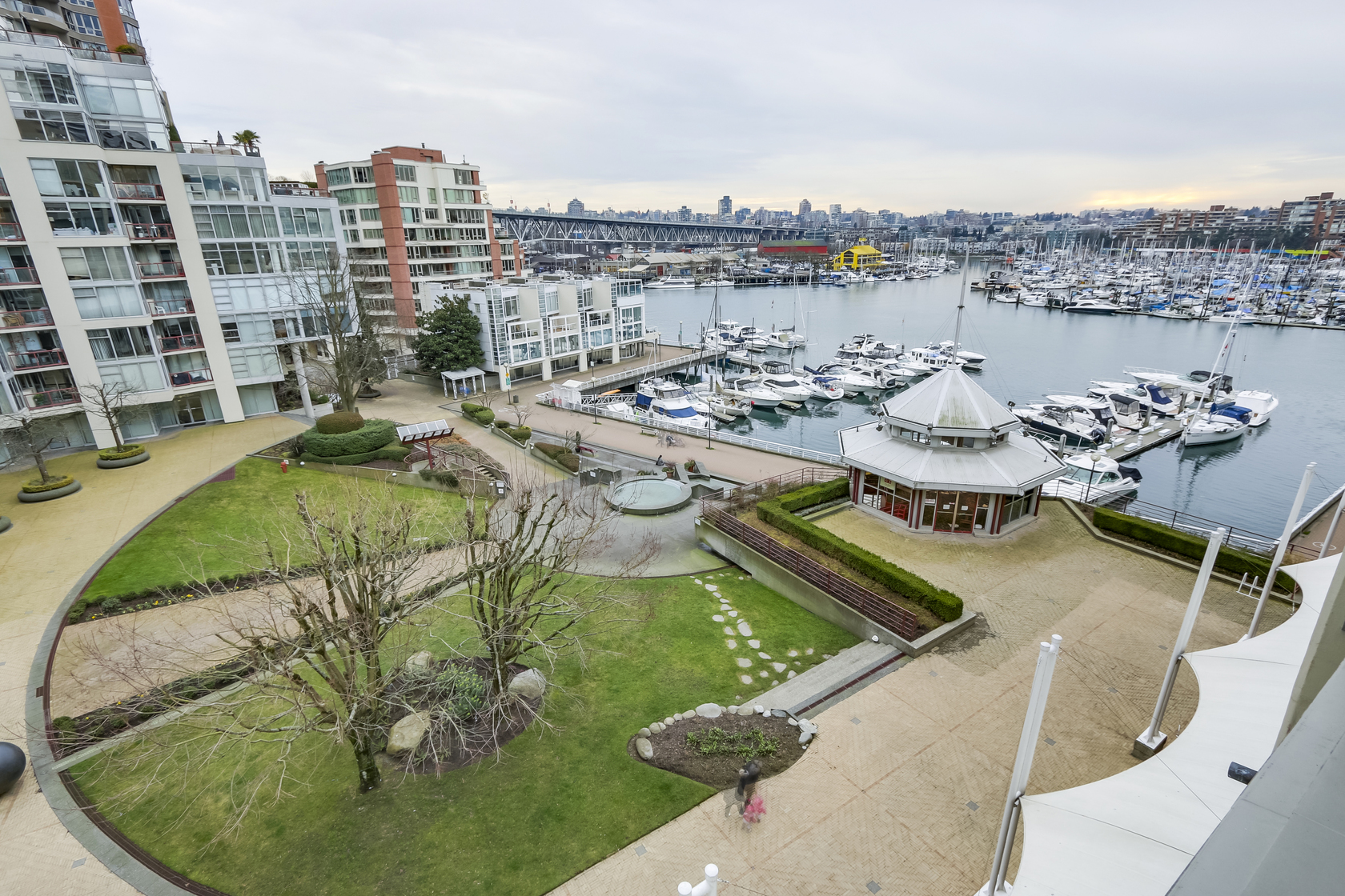 17 at 506 - 1008 Beach Avenue, Beach Avenue (Yaletown), Vancouver West