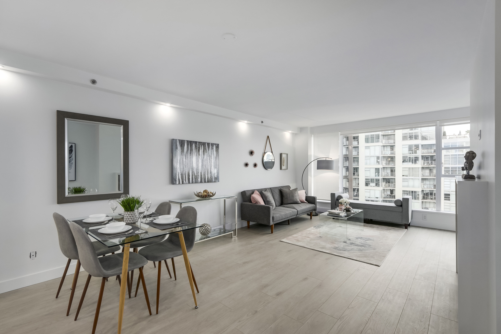 3 at 506 - 1008 Beach Avenue, Beach Avenue (Yaletown), Vancouver West