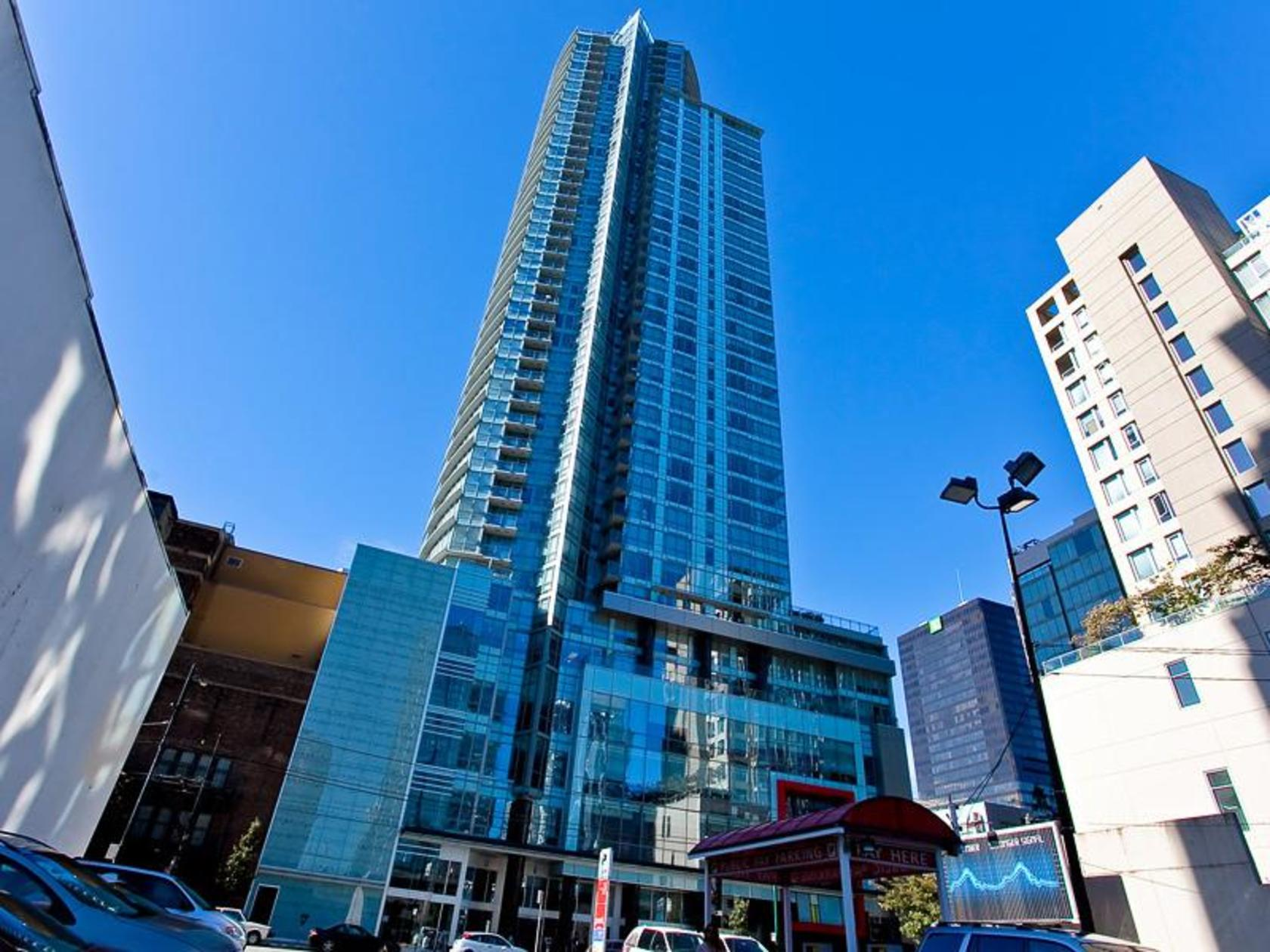 3107 - 833 Seymour Street, Downtown VW, Vancouver West
