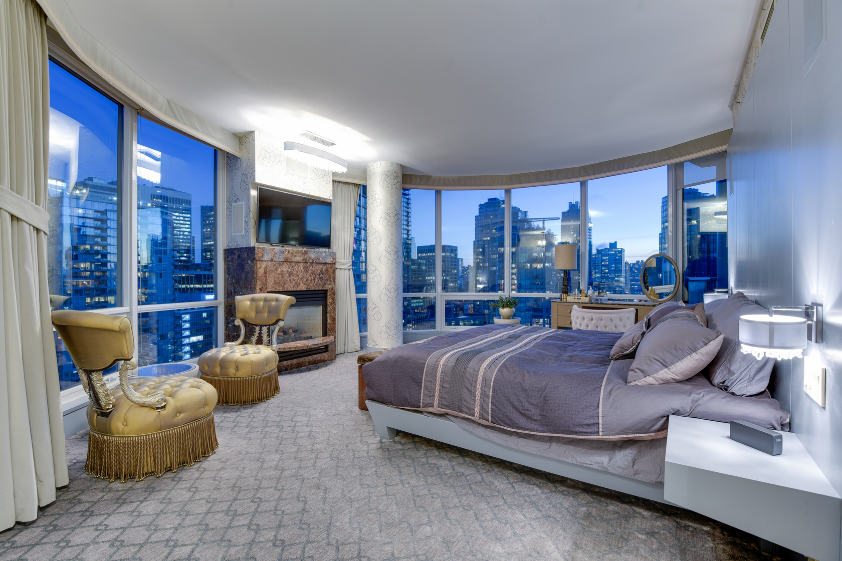 10 at 2102 - 323 Jervis Street, Coal Harbour, Vancouver West