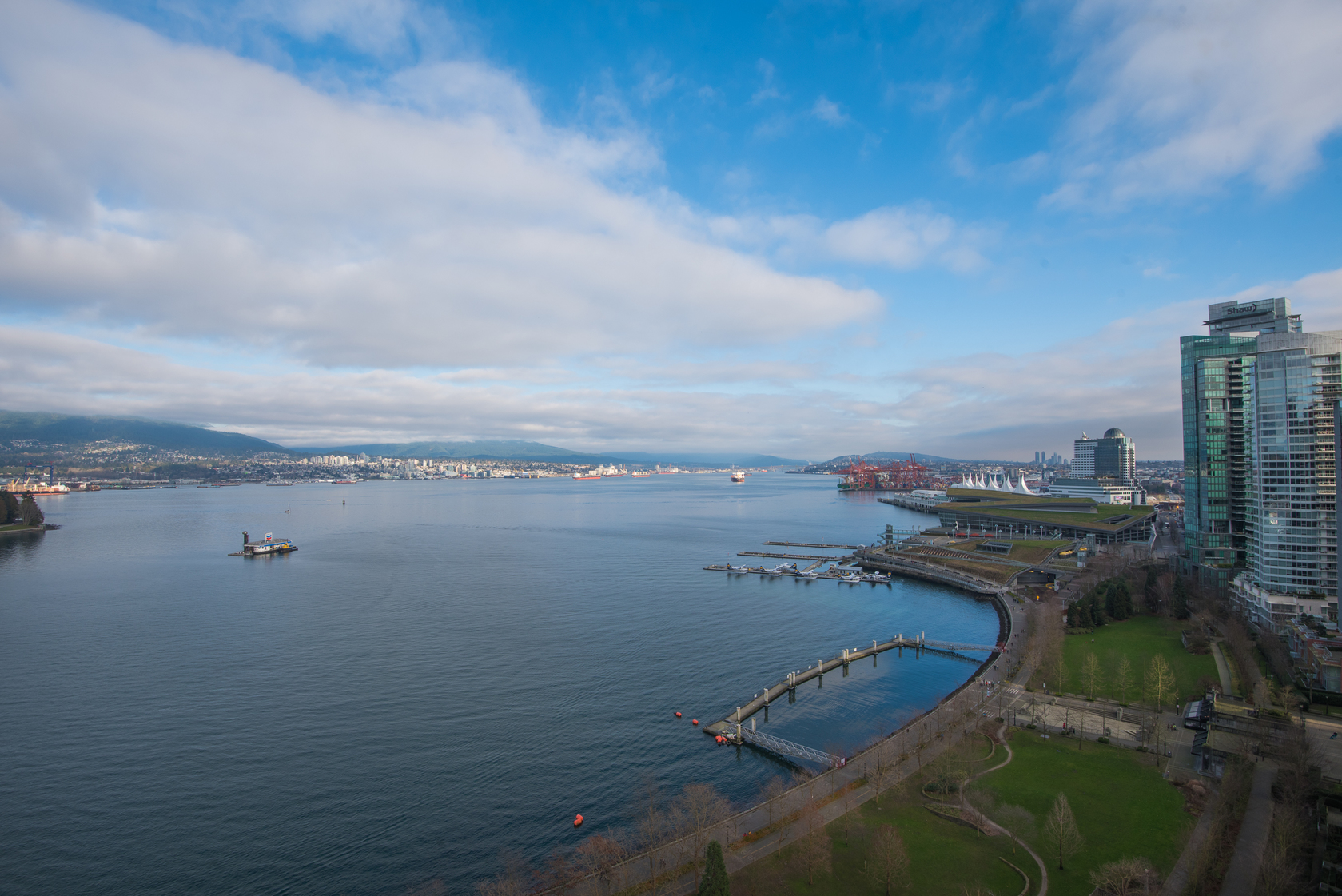 21 at 2102 - 323 Jervis Street, Coal Harbour, Vancouver West