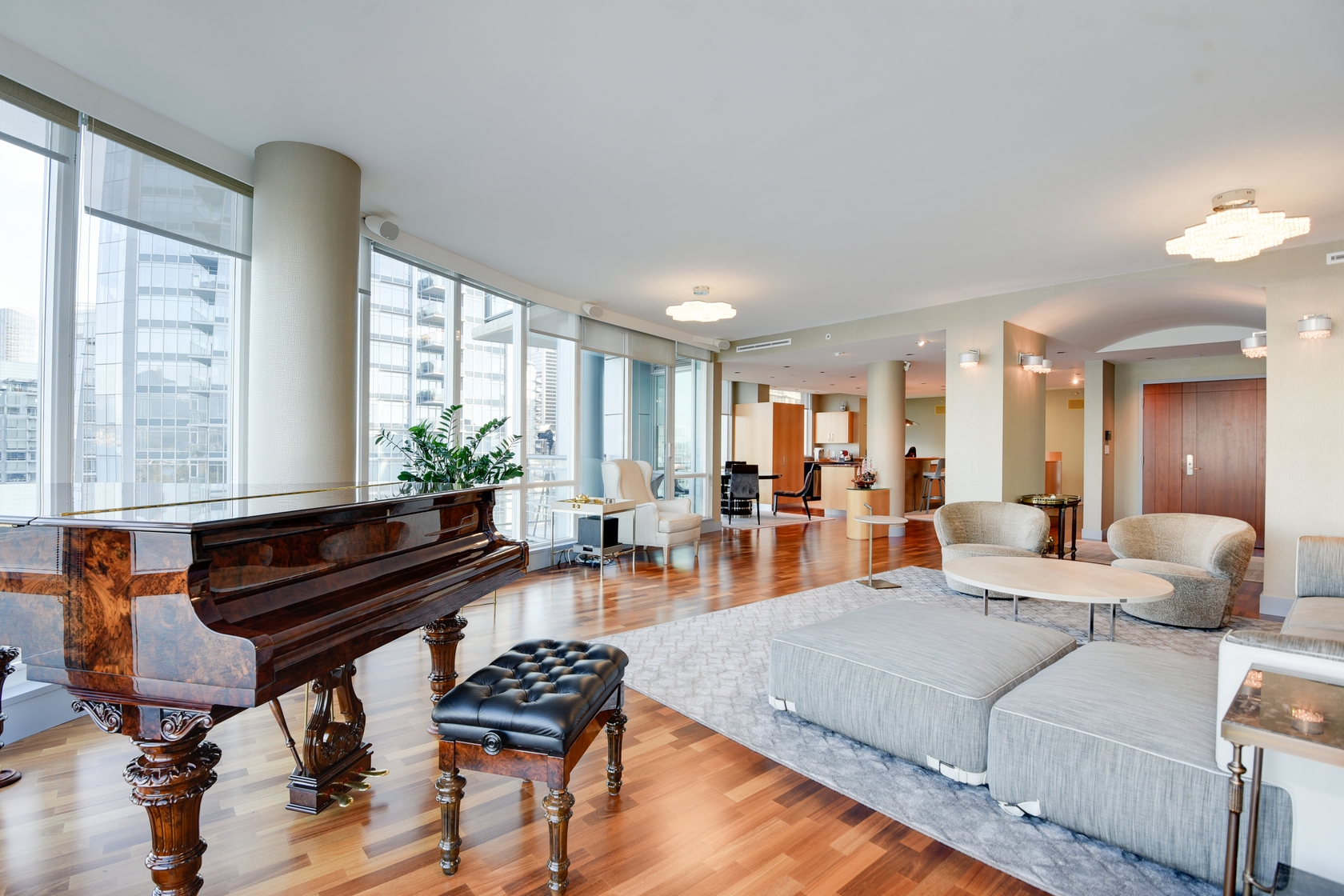 3 at 2102 - 323 Jervis Street, Coal Harbour, Vancouver West