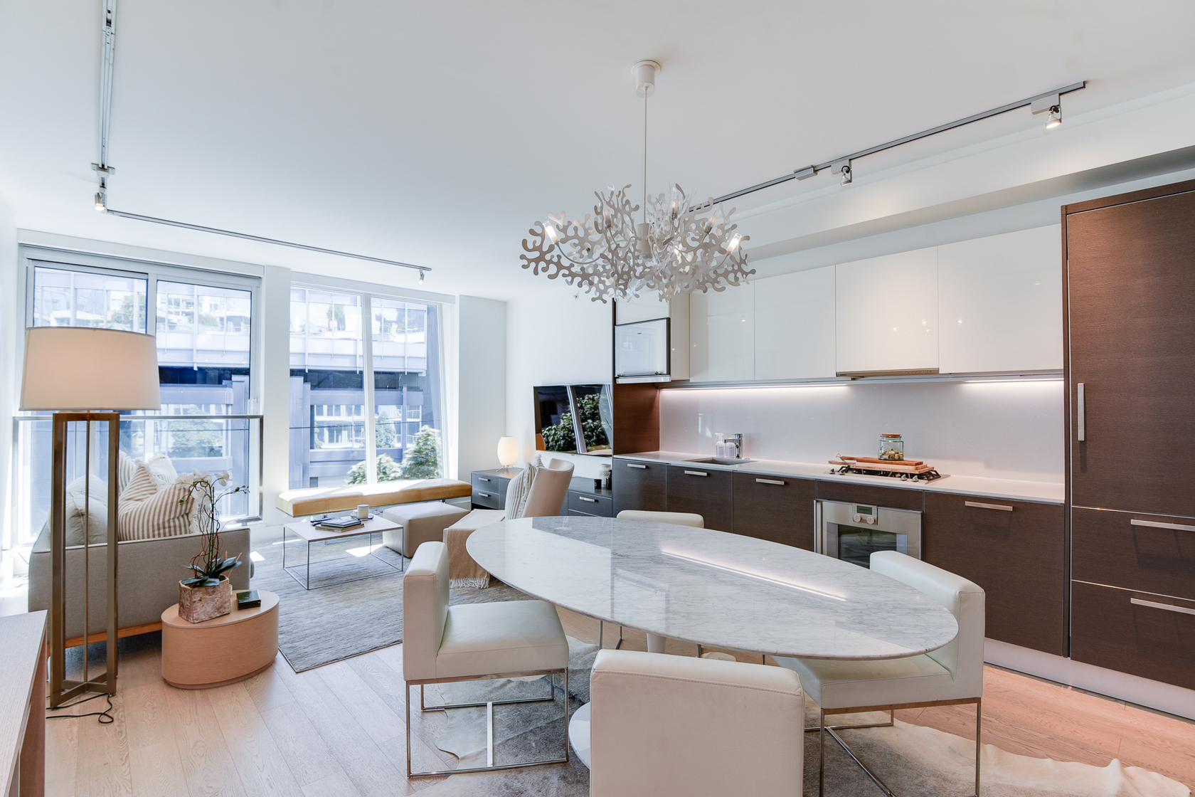 4-1-of-1 at 301 - 1477 W Pender Street, Coal Harbour, Vancouver West
