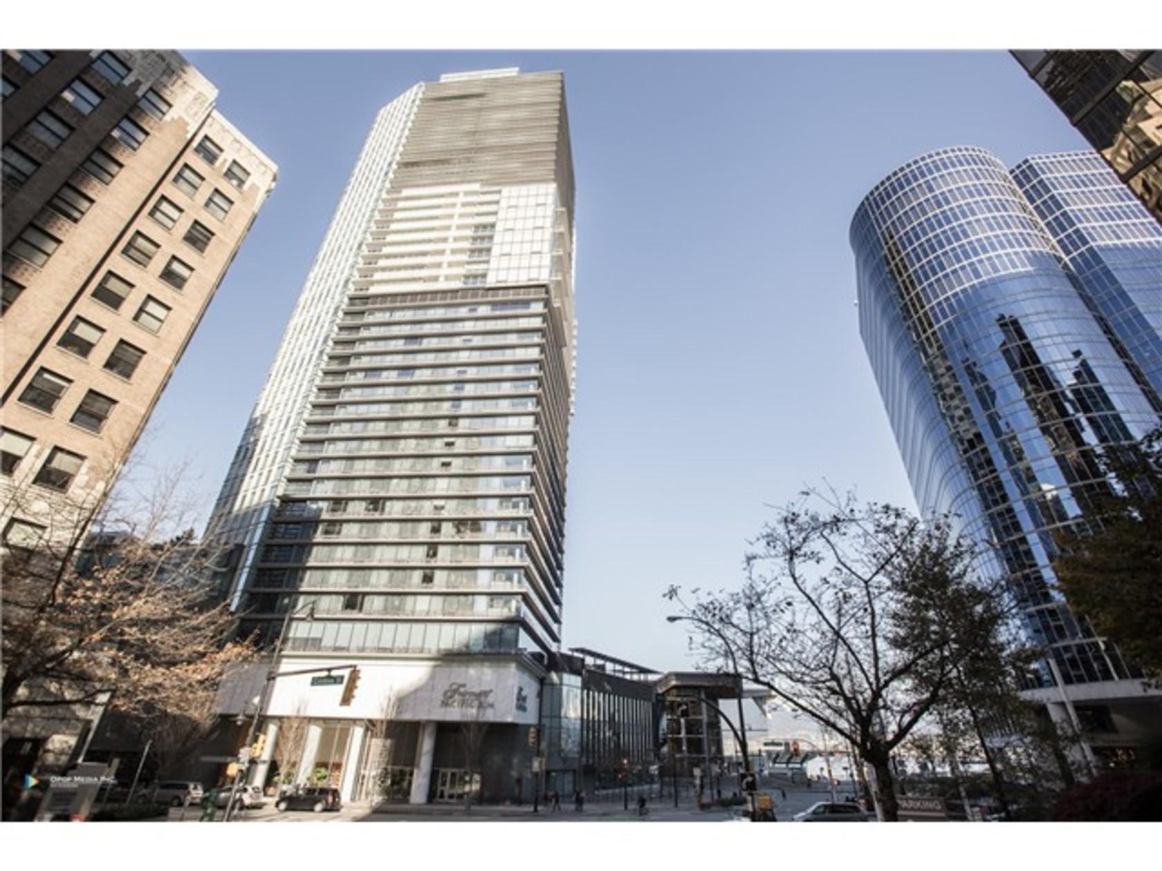 3903 - 1011 W Cordova Street, Coal Harbour, Vancouver West