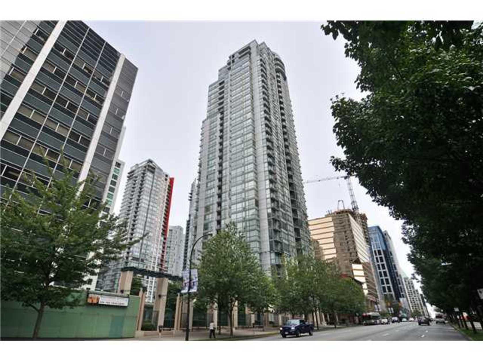 2504 - 1239 W Georgia Street, Coal Harbour, Vancouver West