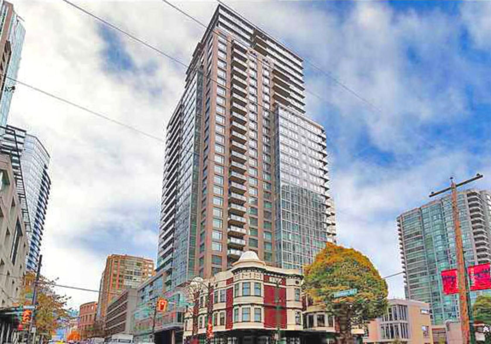 2504 - 888 Homer Street, Yaletown, Vancouver West