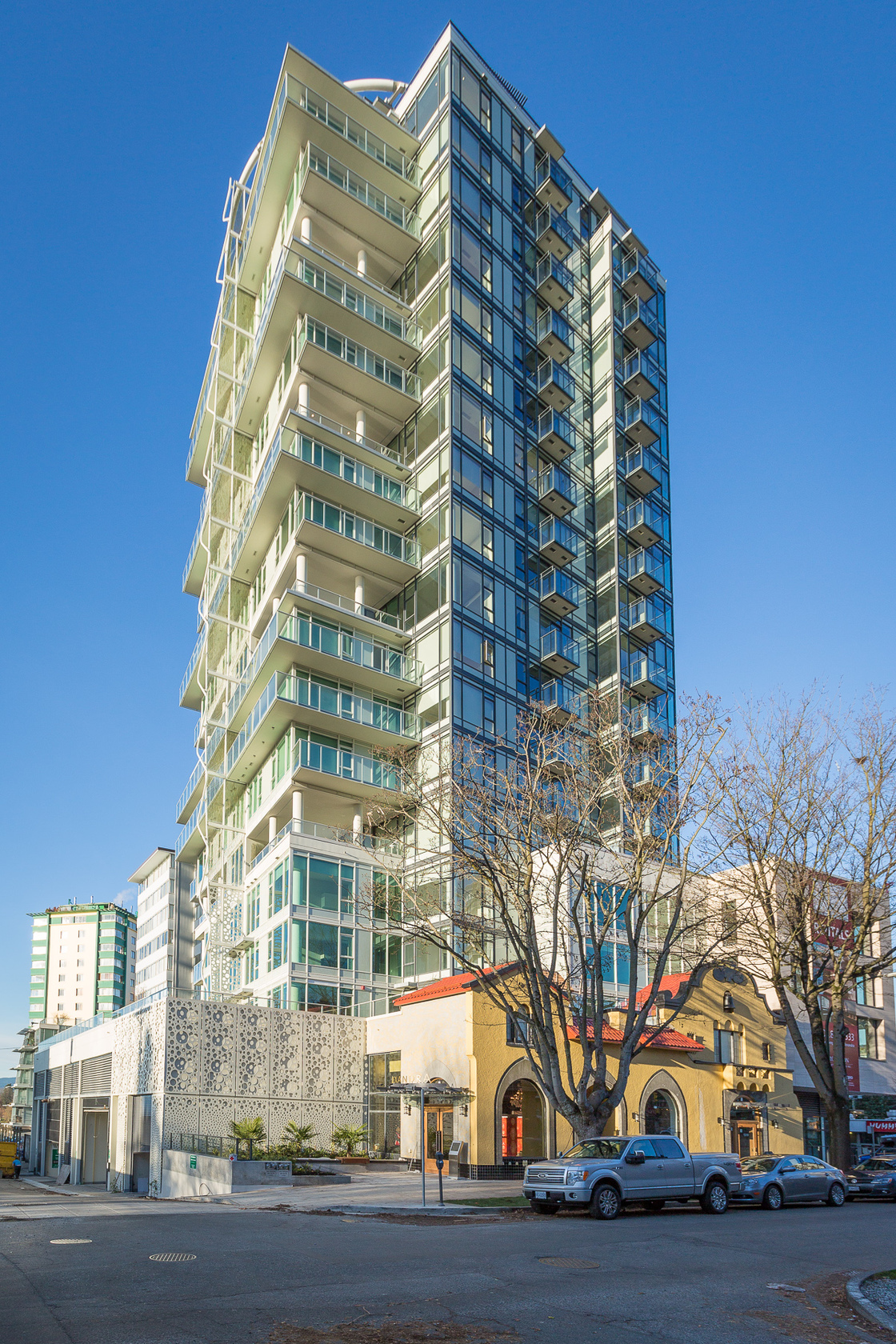 1805 - 1221 Bidwell Street, West End VW, Vancouver West