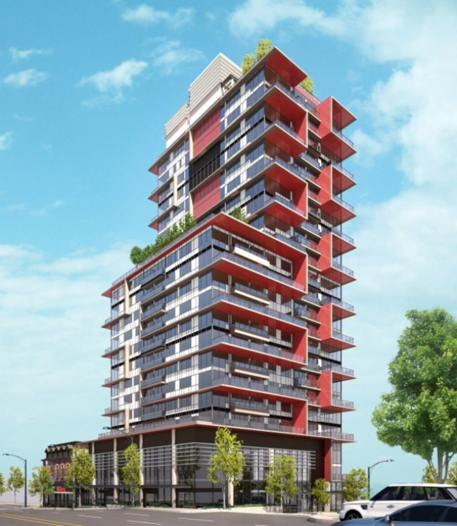 611 - 1325 Rolston Street, Downtown VW, Vancouver West