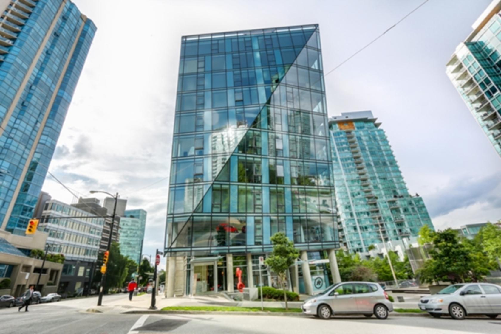 503 - 1409 W Pender Street, Coal Harbour, Vancouver West