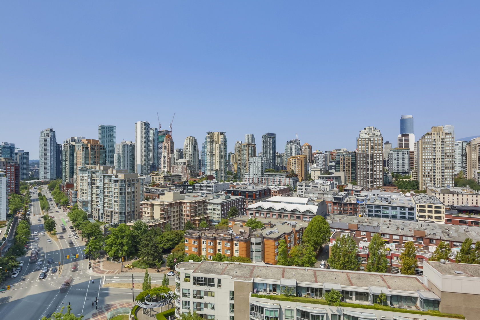 12 at 2103 - 1009 Expo Boulevard, Yaletown, Vancouver West