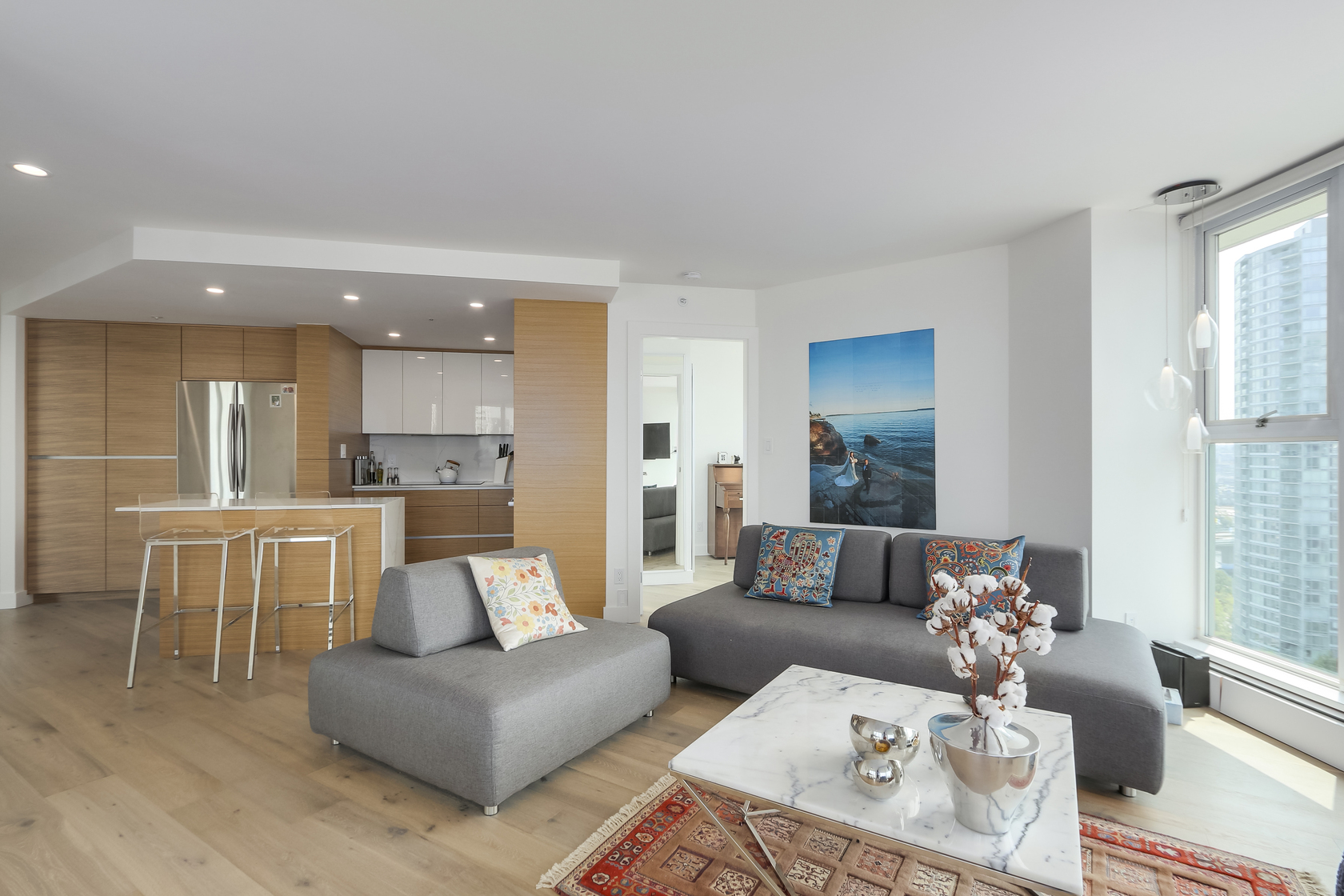 6 at 2103 - 1009 Expo Boulevard, Yaletown, Vancouver West