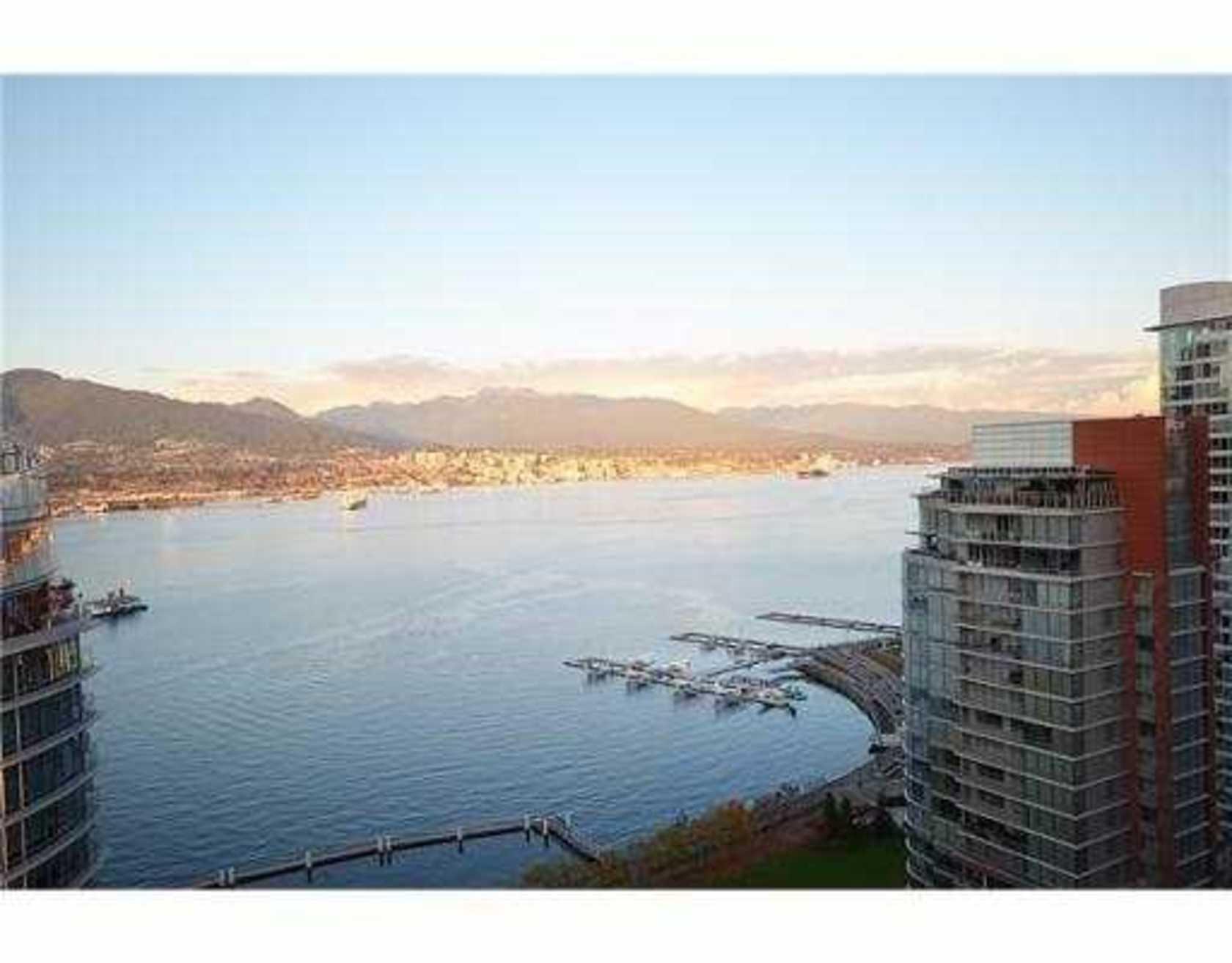 2904 - 1205 W Hastings Street, Coal Harbour, Vancouver West