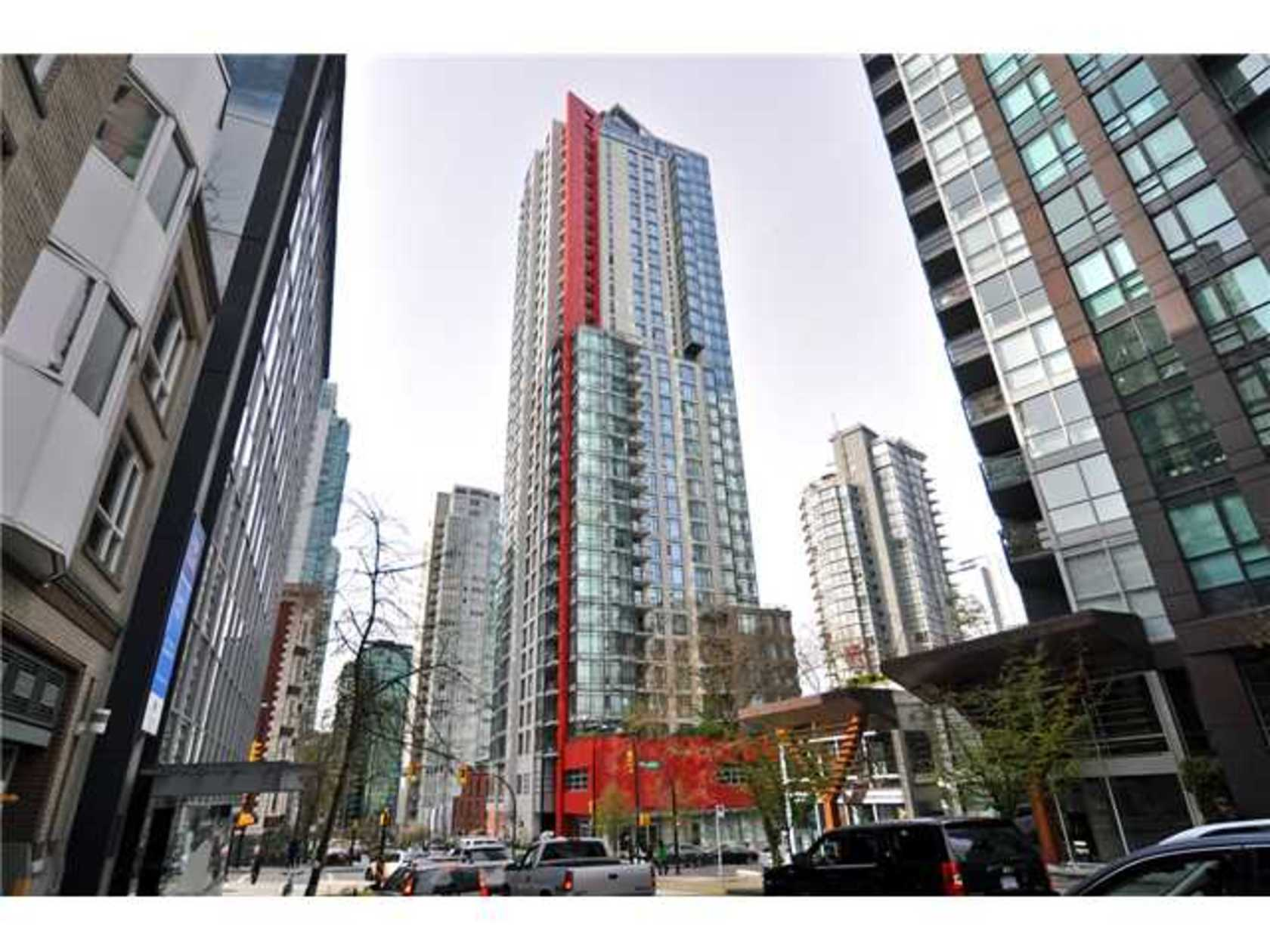 2302 - 1211 Melville Street, Coal Harbour, Vancouver West