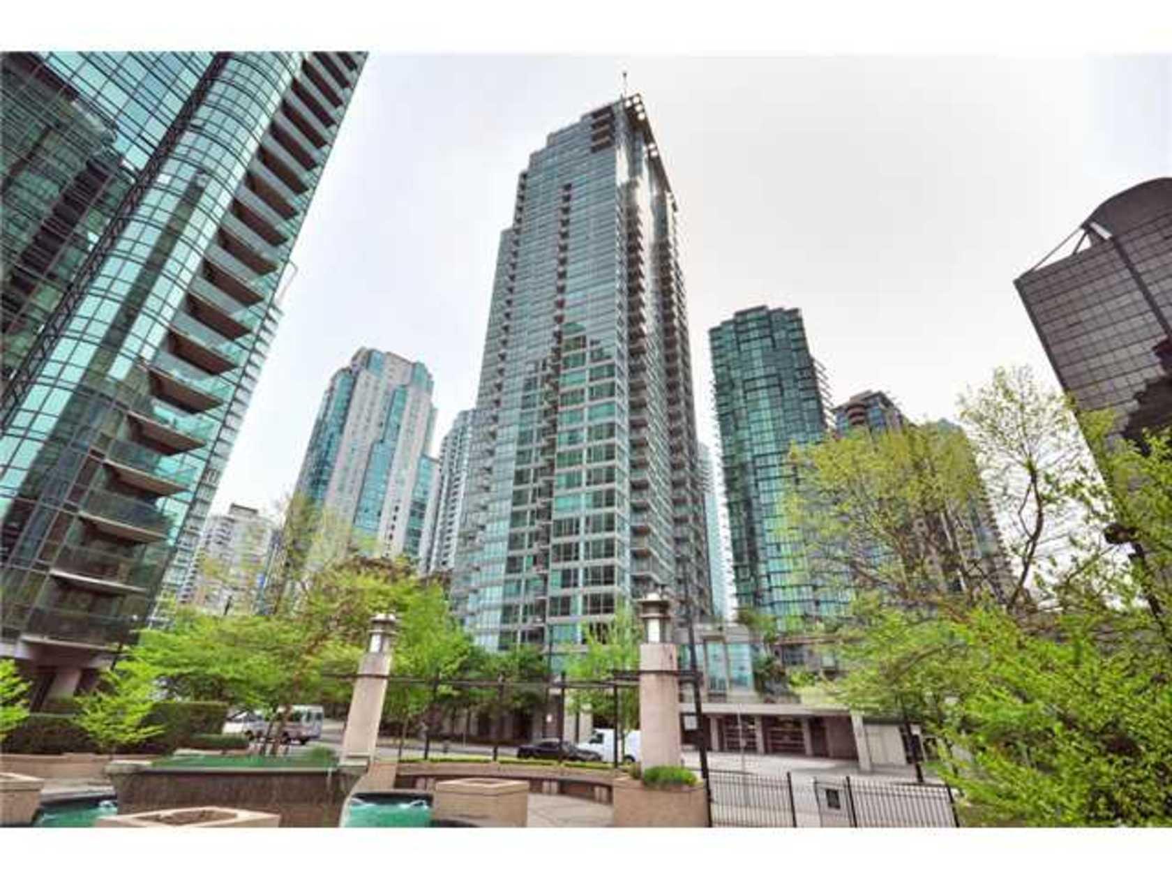 603 - 1328 W Pender Street, Coal Harbour, Vancouver West