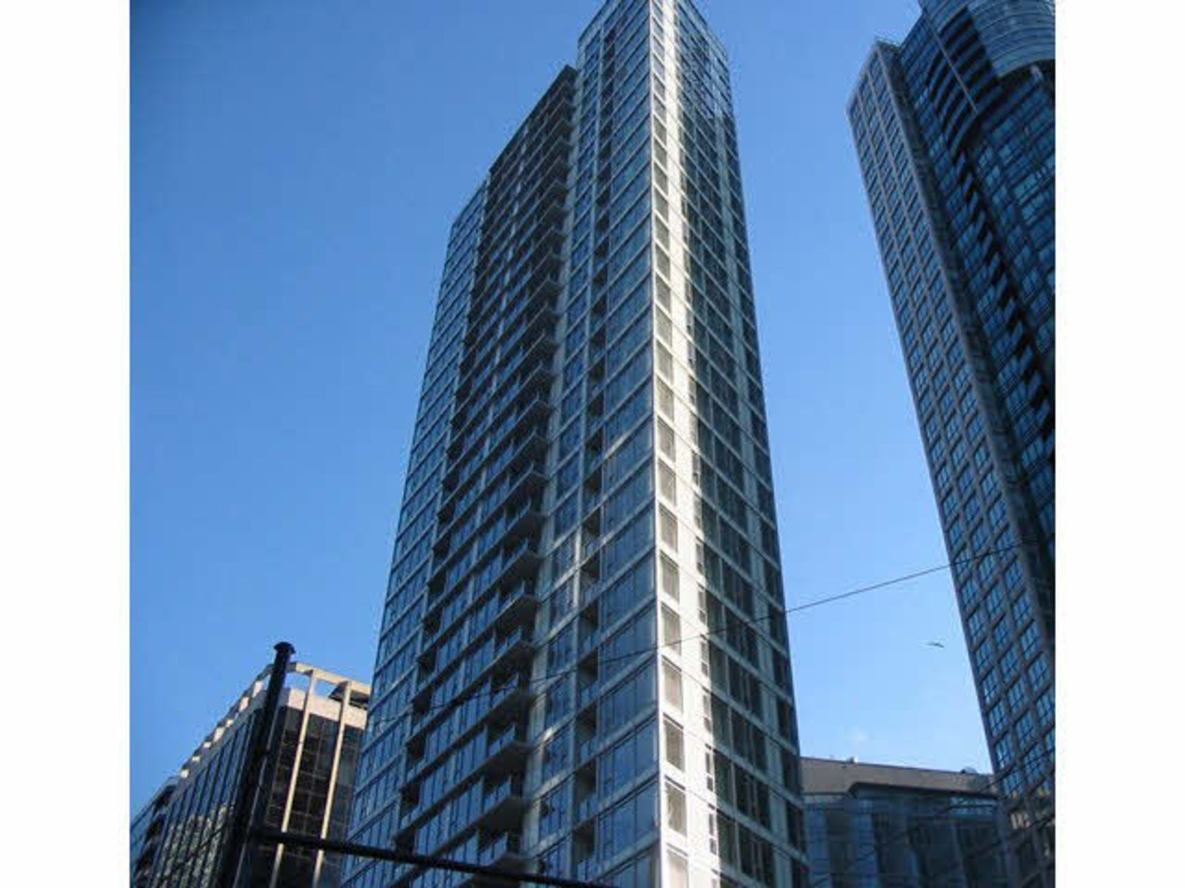 2403 - 1188 W Pender Street, Coal Harbour, Vancouver West