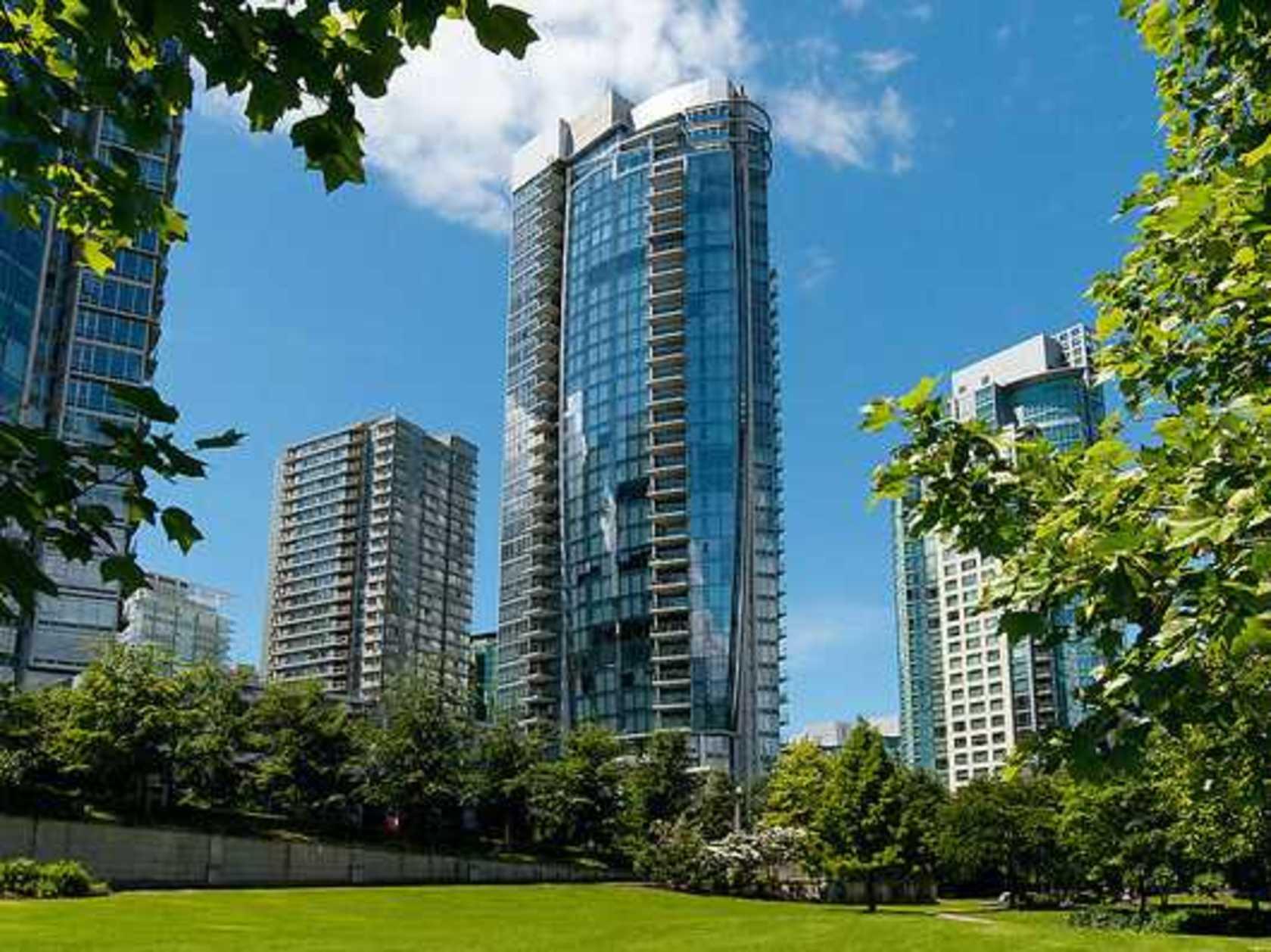 502 - 1281 W Cordova Street, Coal Harbour, Vancouver West
