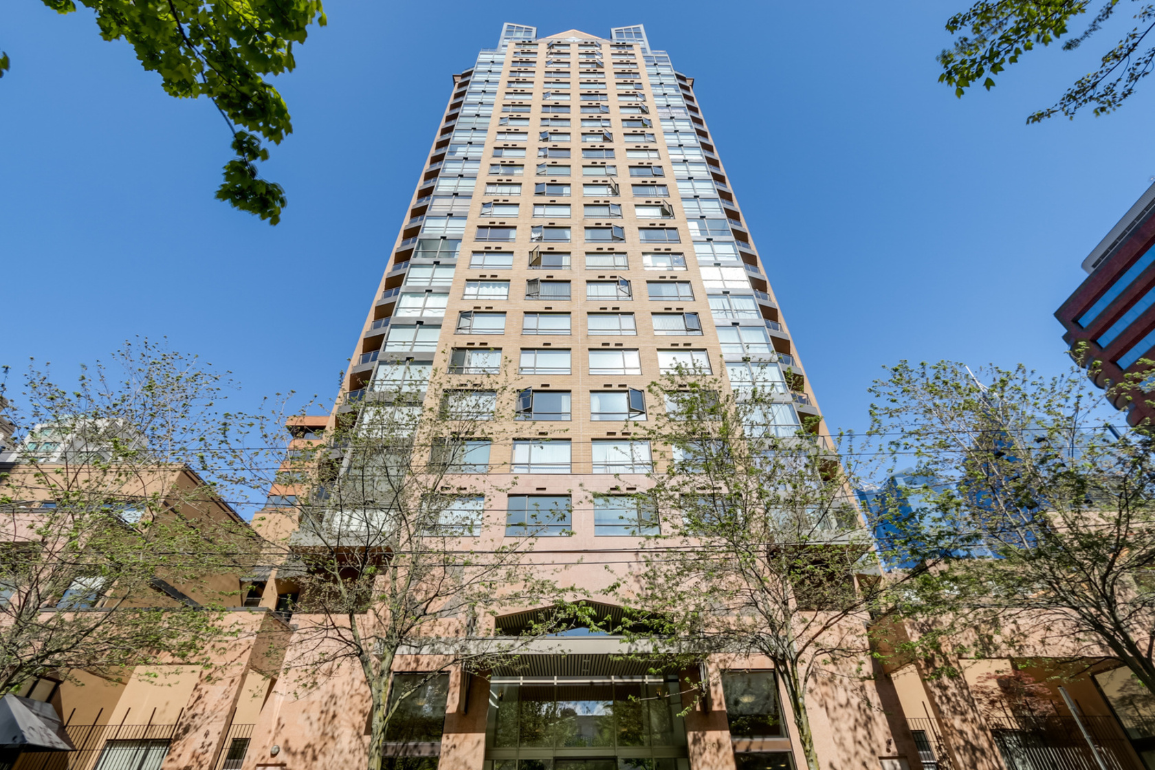 2502 - 1189 Howe Street, Downtown VW, Vancouver West