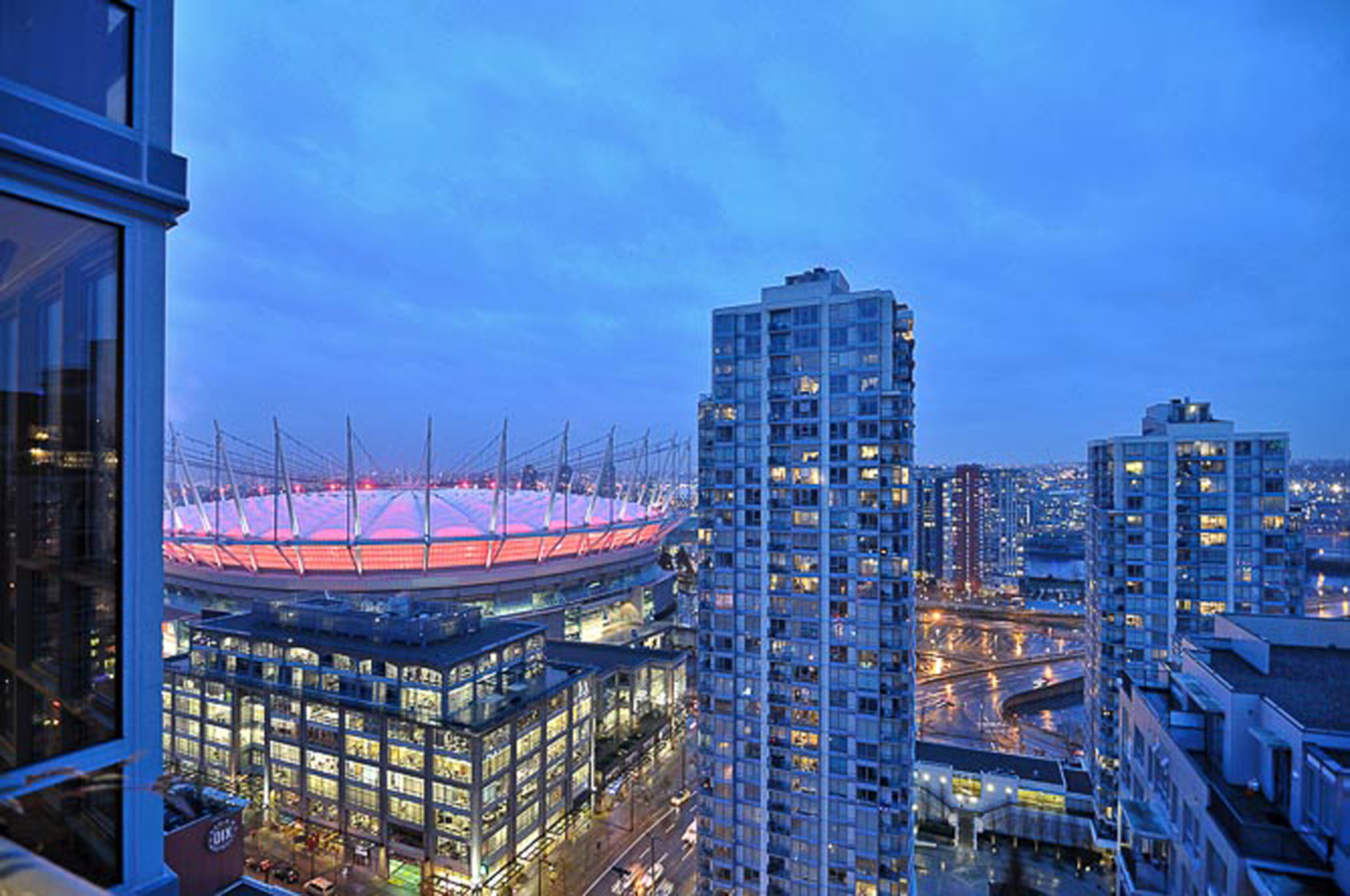 2706 - 930 Cambie Street, Yaletown, Vancouver West