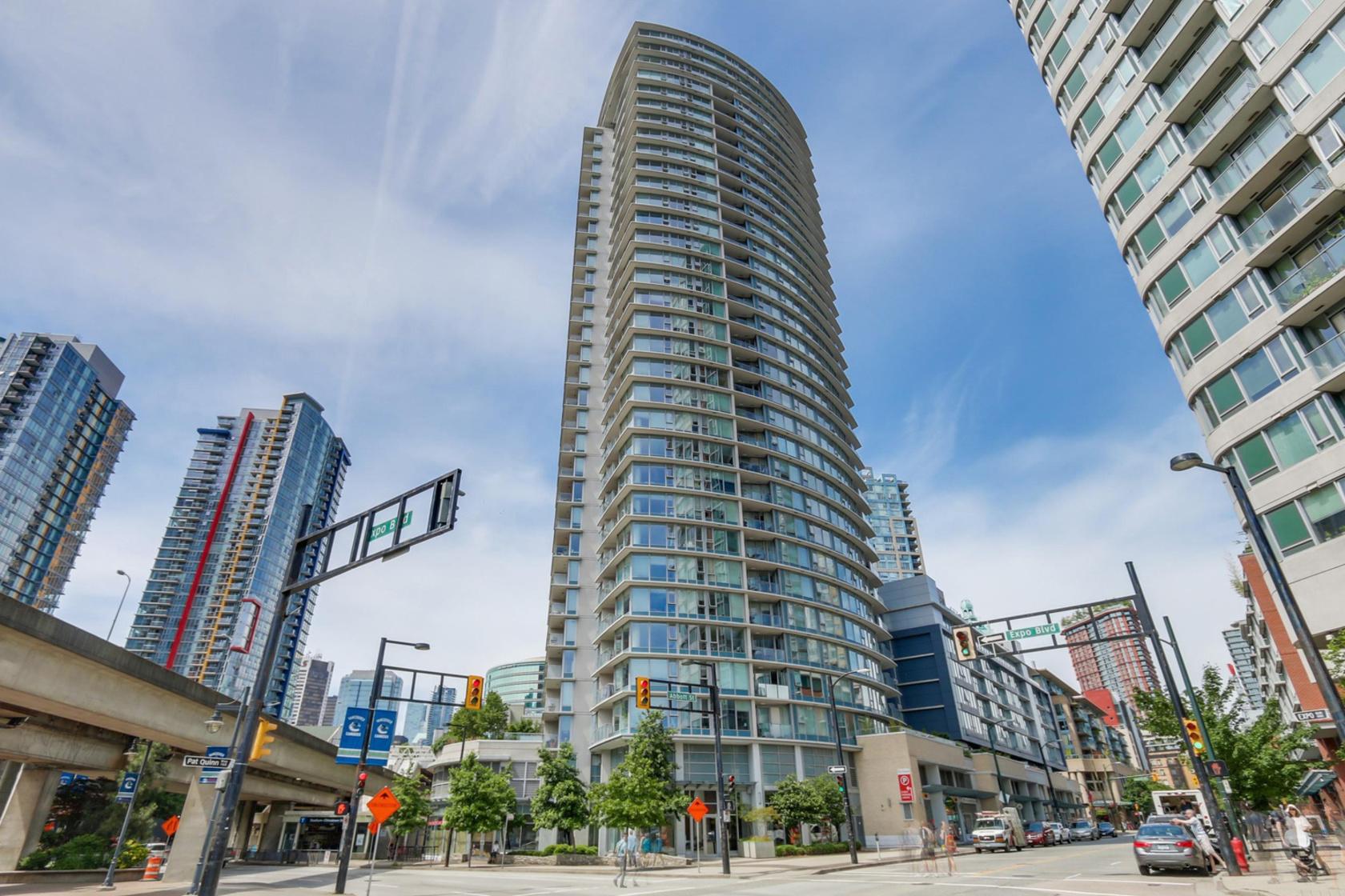 2207 - 689 Abbott Street, Downtown VW, Vancouver West