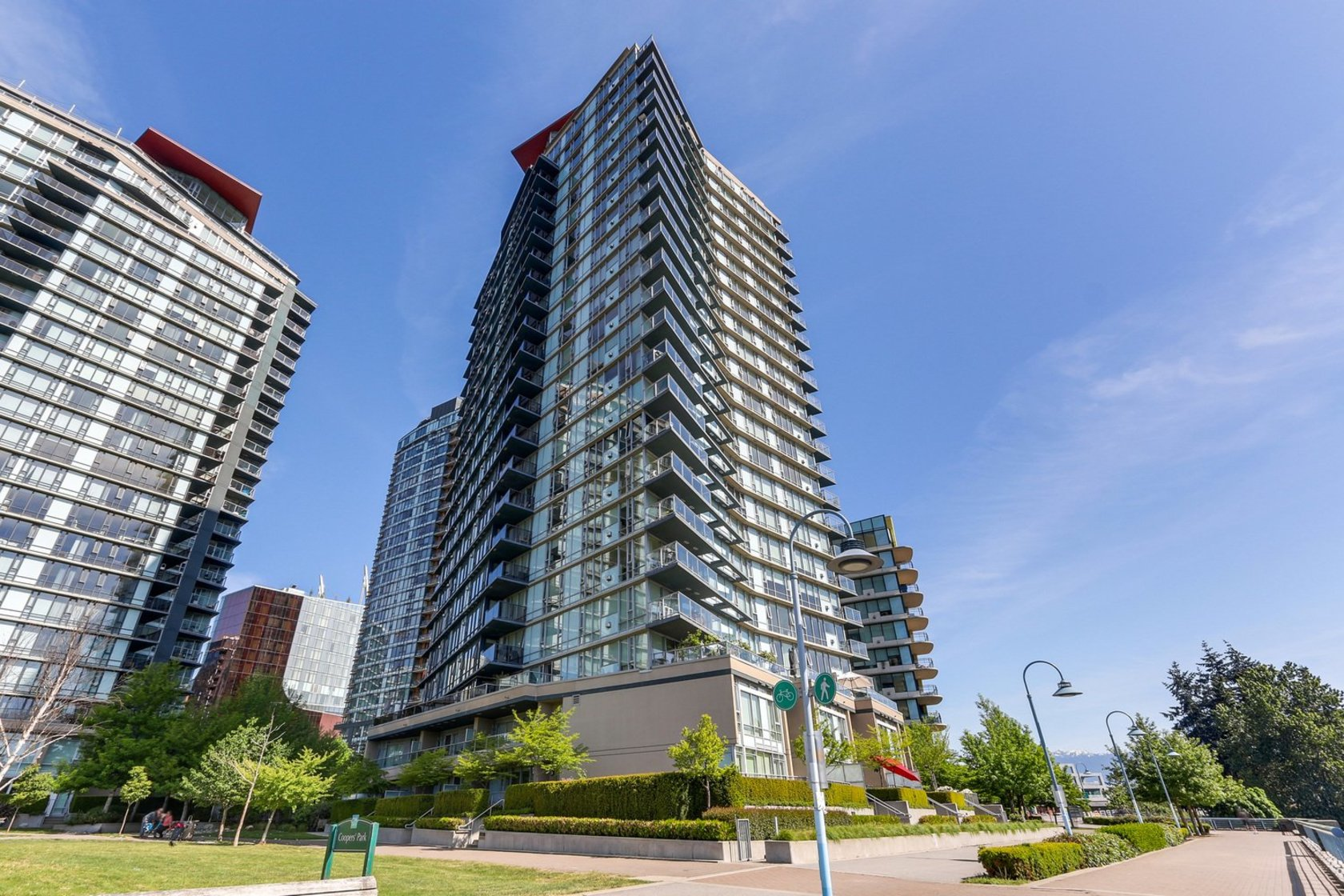 1 at 2603 - 8 Smithe Mews, Cooperage Park (Yaletown), Vancouver West