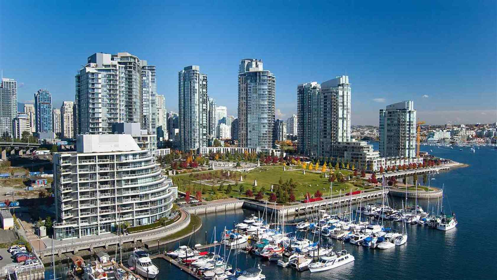 12345 at 807 - 633 Kinghorne Mews, Beach Crescent (Yaletown), Vancouver West