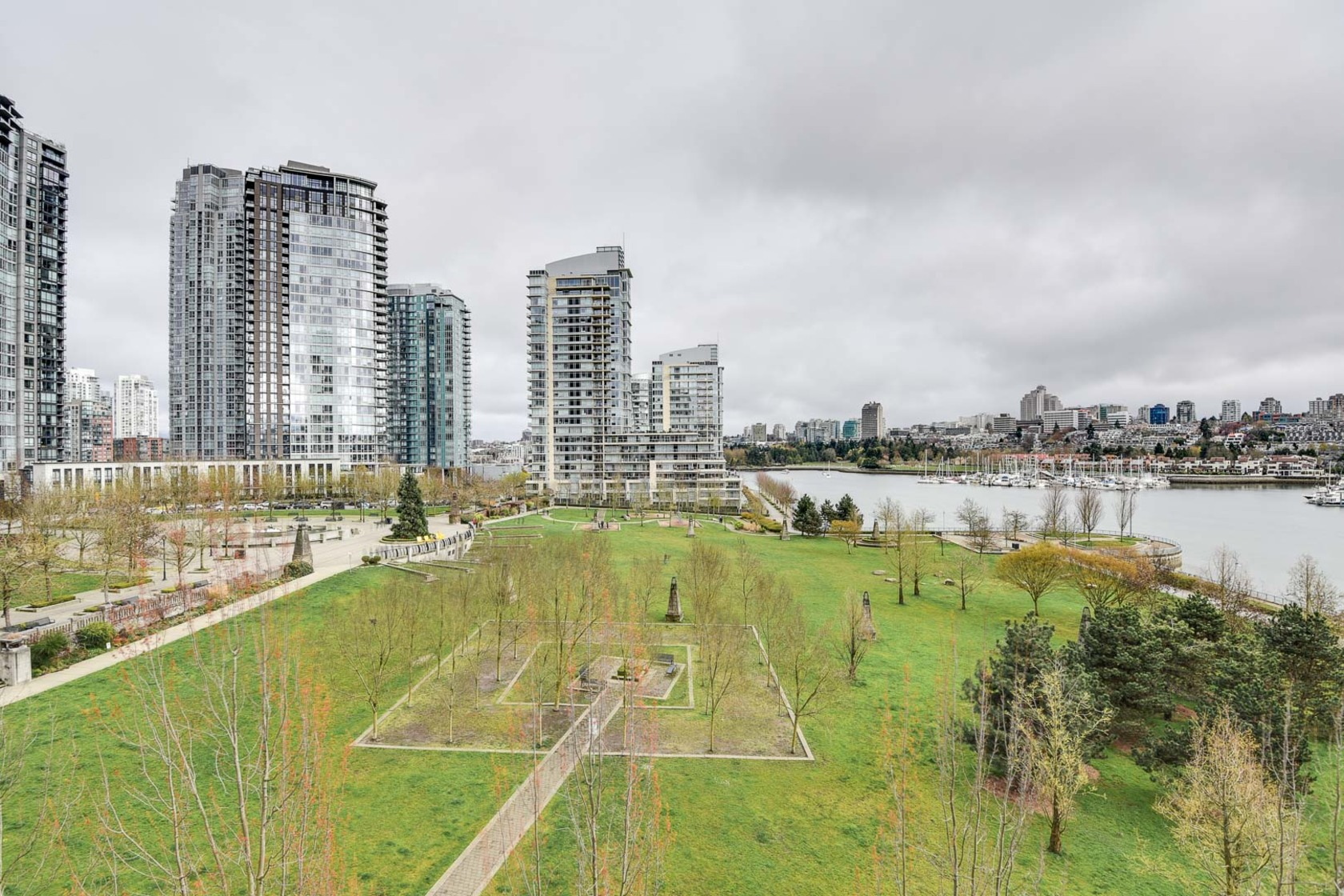 14-1-of-1 at 807 - 633 Kinghorne Mews, Beach Crescent (Yaletown), Vancouver West