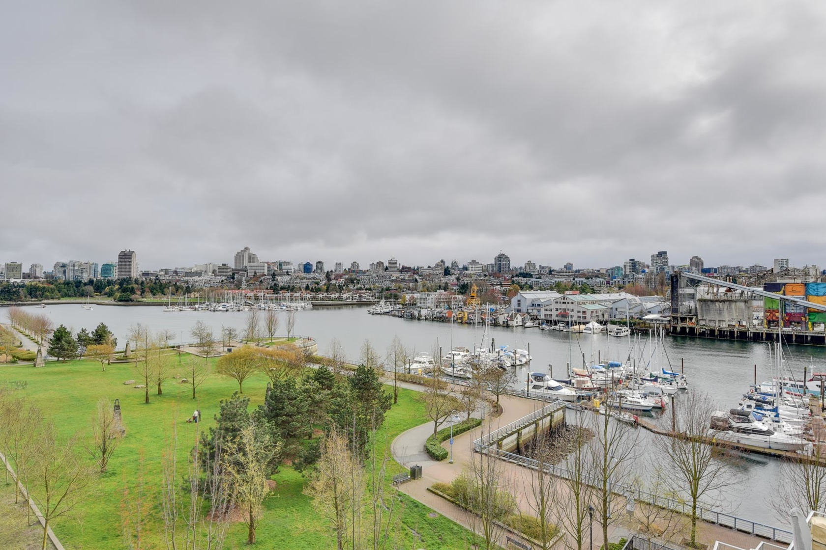 15-1-of-1 at 807 - 633 Kinghorne Mews, Beach Crescent (Yaletown), Vancouver West
