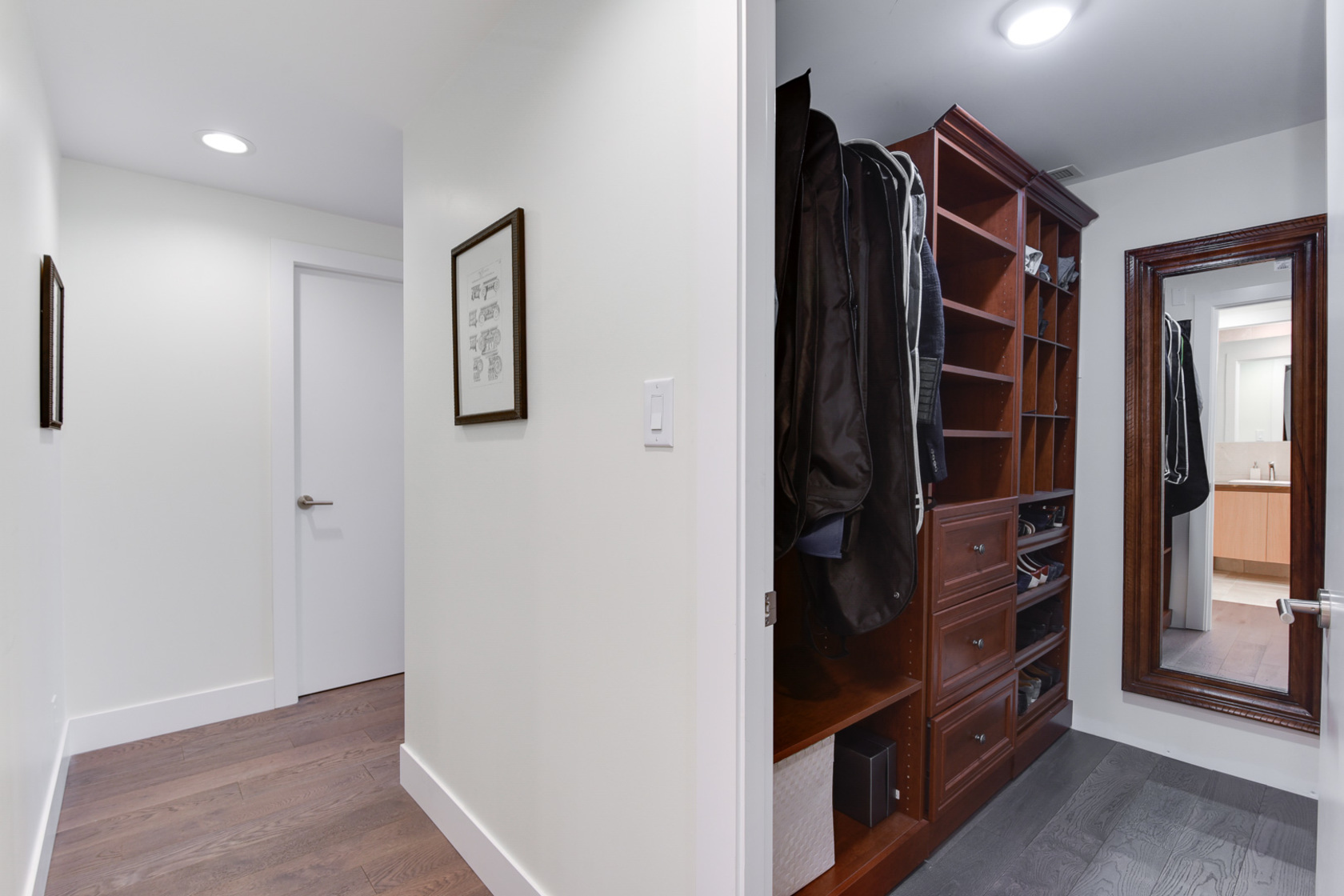 20-1-of-1 at 807 - 633 Kinghorne Mews, Beach Crescent (Yaletown), Vancouver West