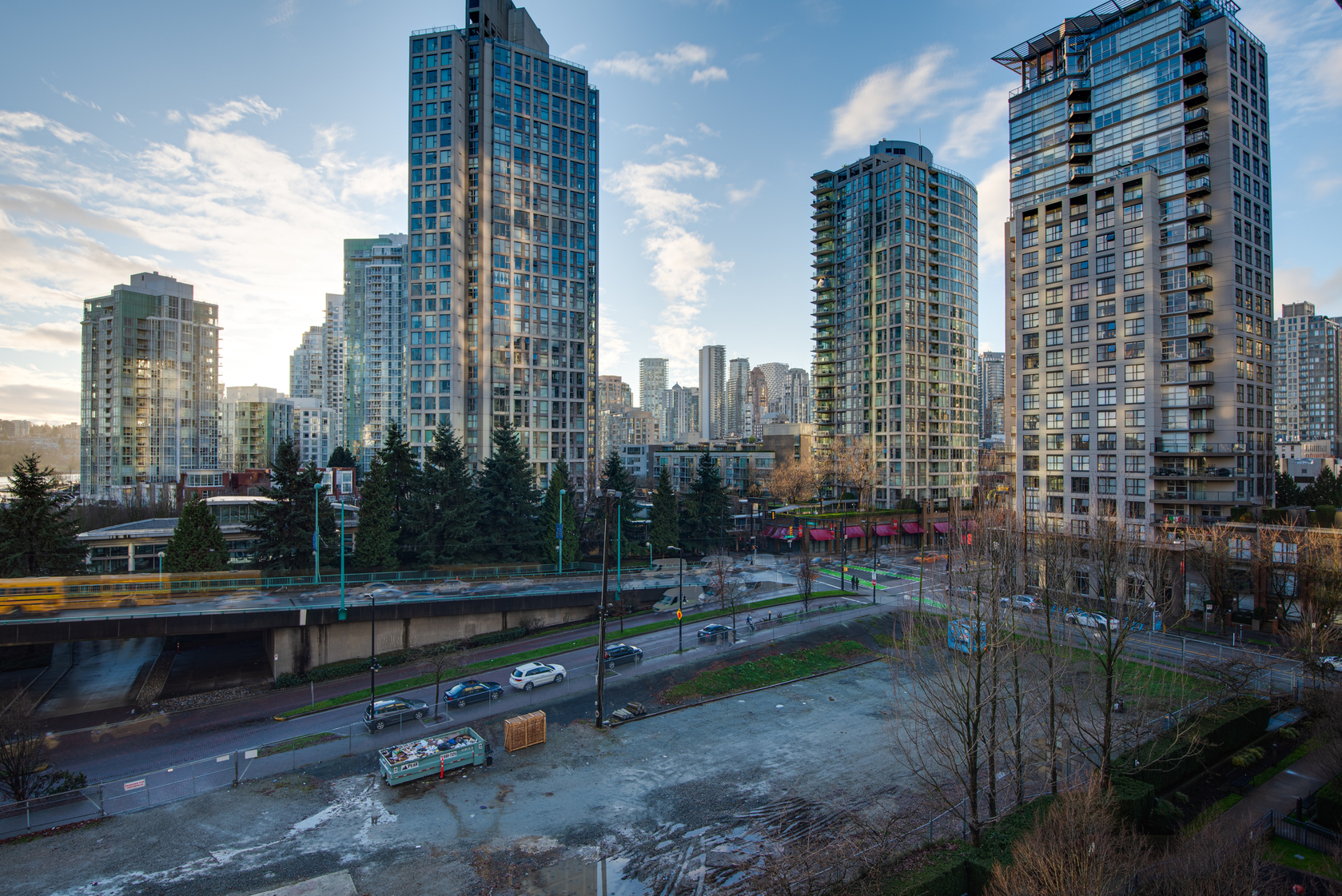 14 at 801 - 939 Expo Boulevard, Yaletown, Vancouver West