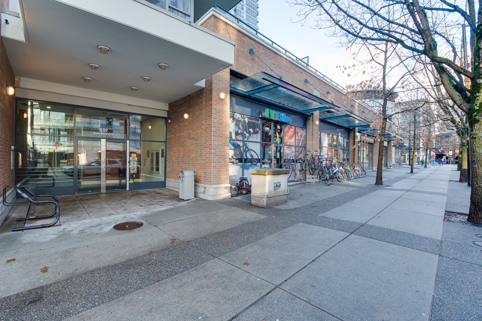 3 at 801 - 939 Expo Boulevard, Yaletown, Vancouver West