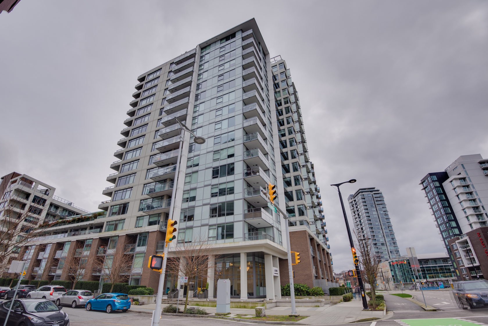 1 at 505 - 110 Switchmen Street, Olympic Village (Mount Pleasant VE), Vancouver West