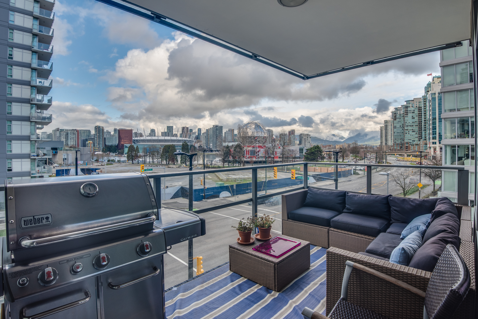 11 at 505 - 110 Switchmen Street, Olympic Village (Mount Pleasant VE), Vancouver West