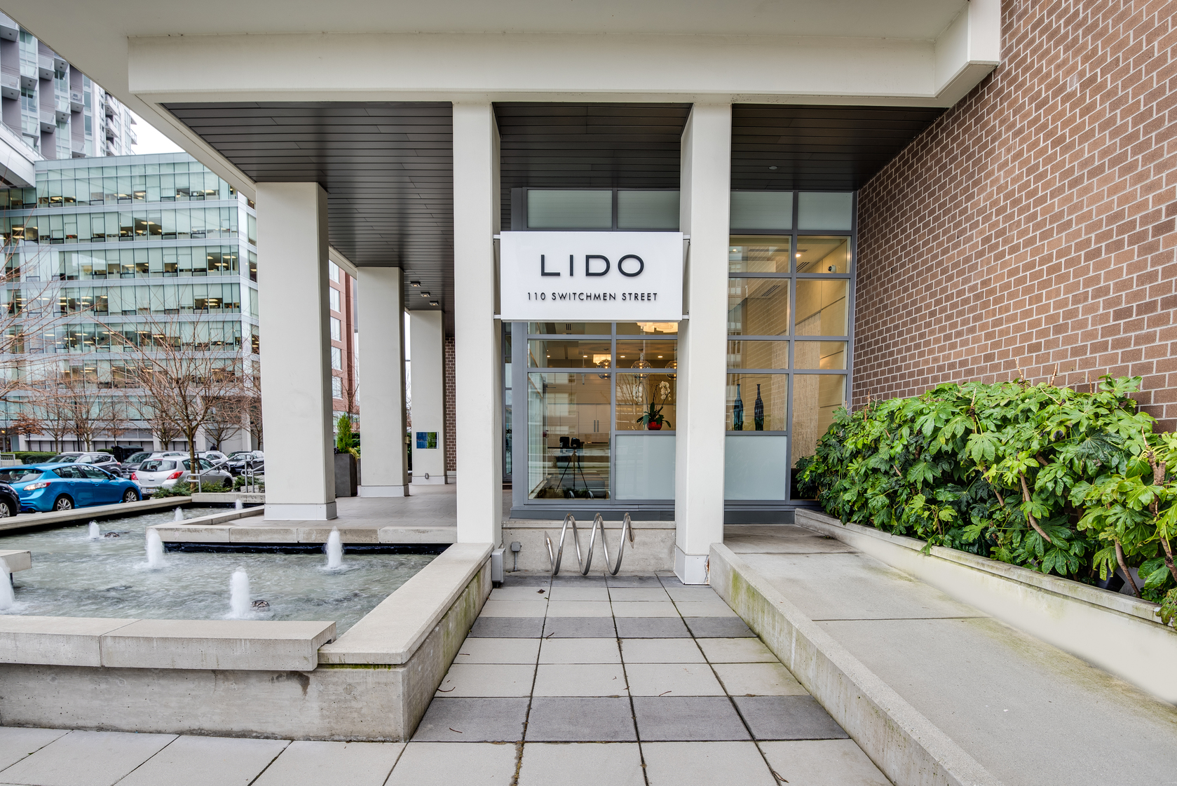 2 at 505 - 110 Switchmen Street, Olympic Village (Mount Pleasant VE), Vancouver West