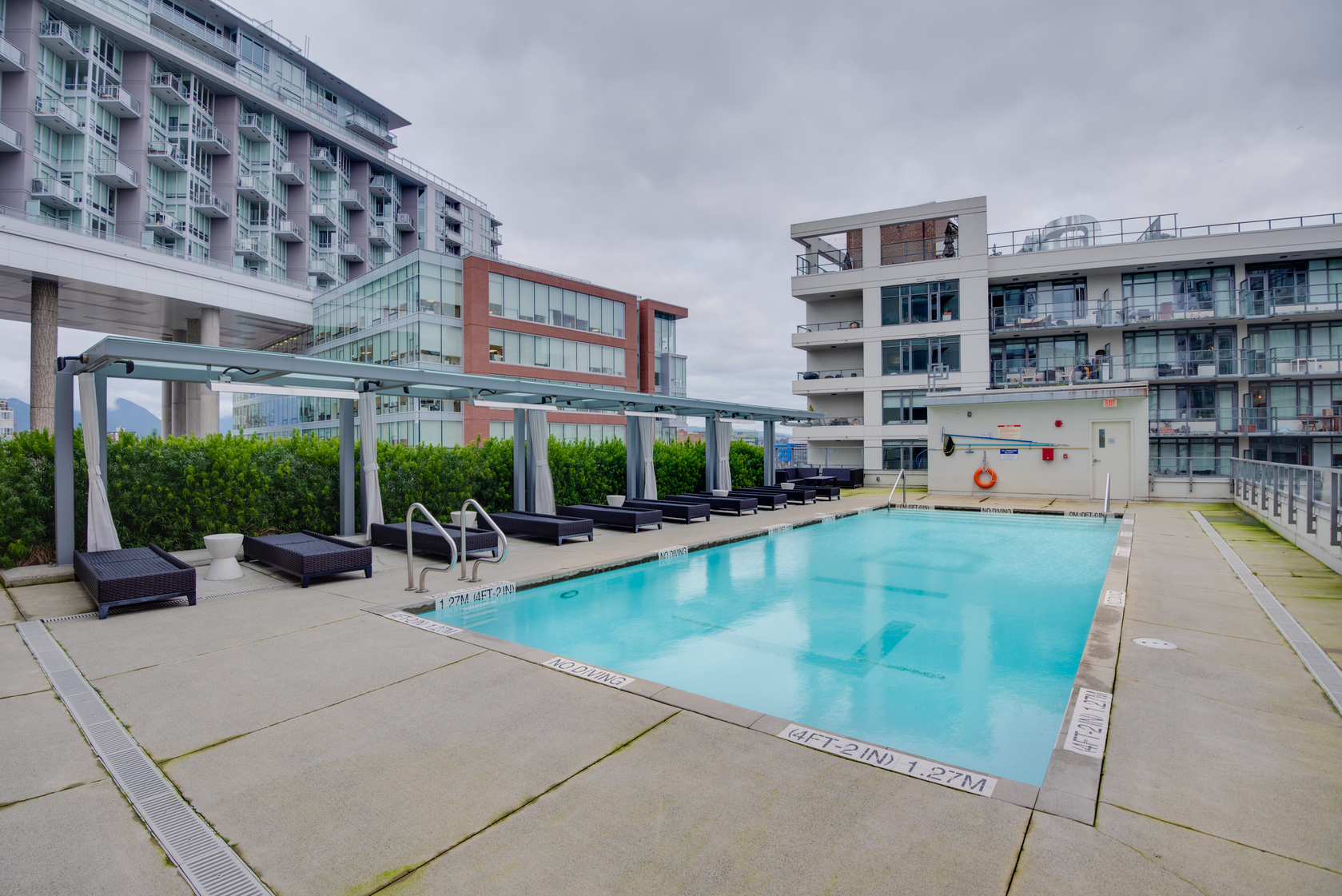 25 at 505 - 110 Switchmen Street, Olympic Village (Mount Pleasant VE), Vancouver West