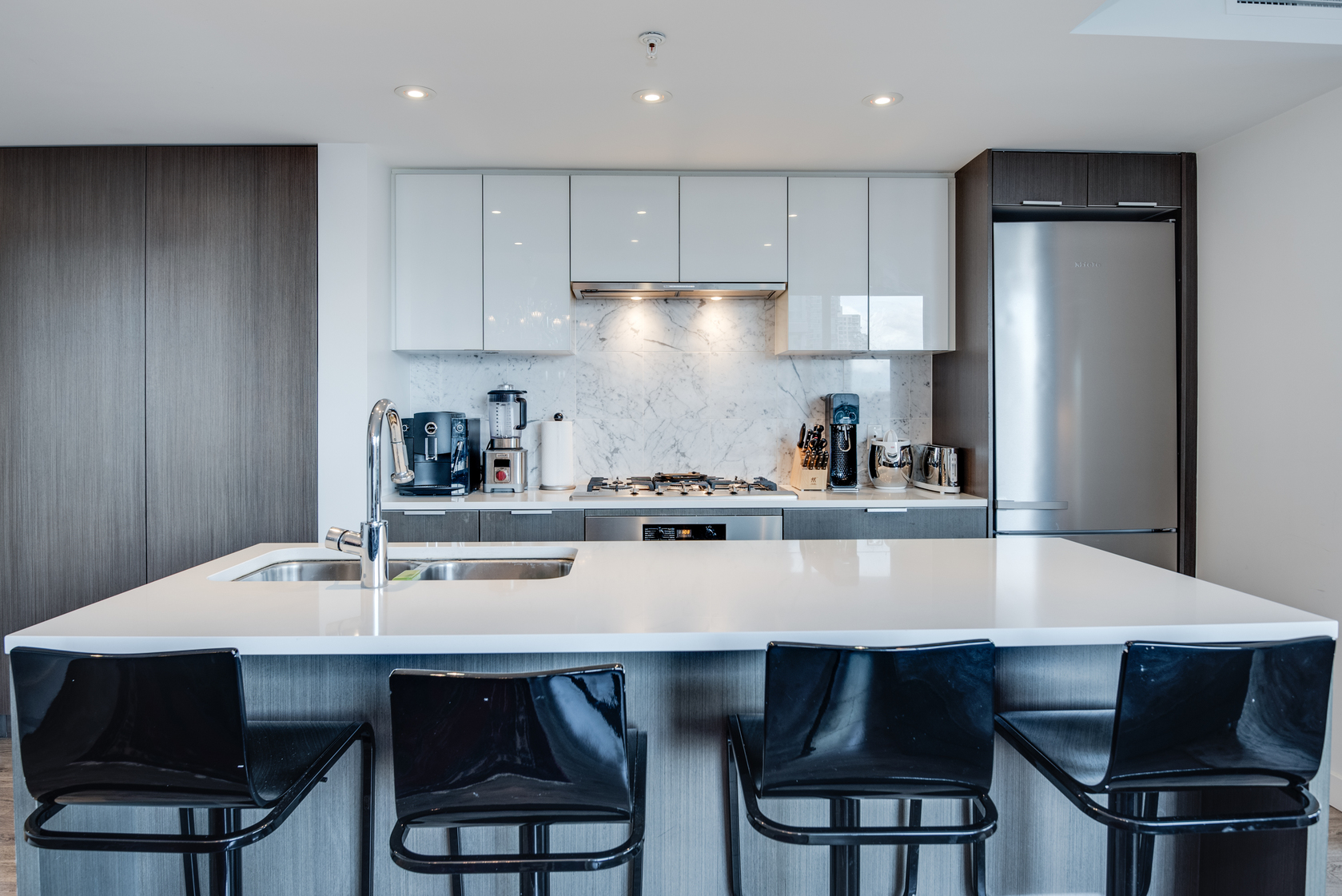 6 at 505 - 110 Switchmen Street, Olympic Village (Mount Pleasant VE), Vancouver West