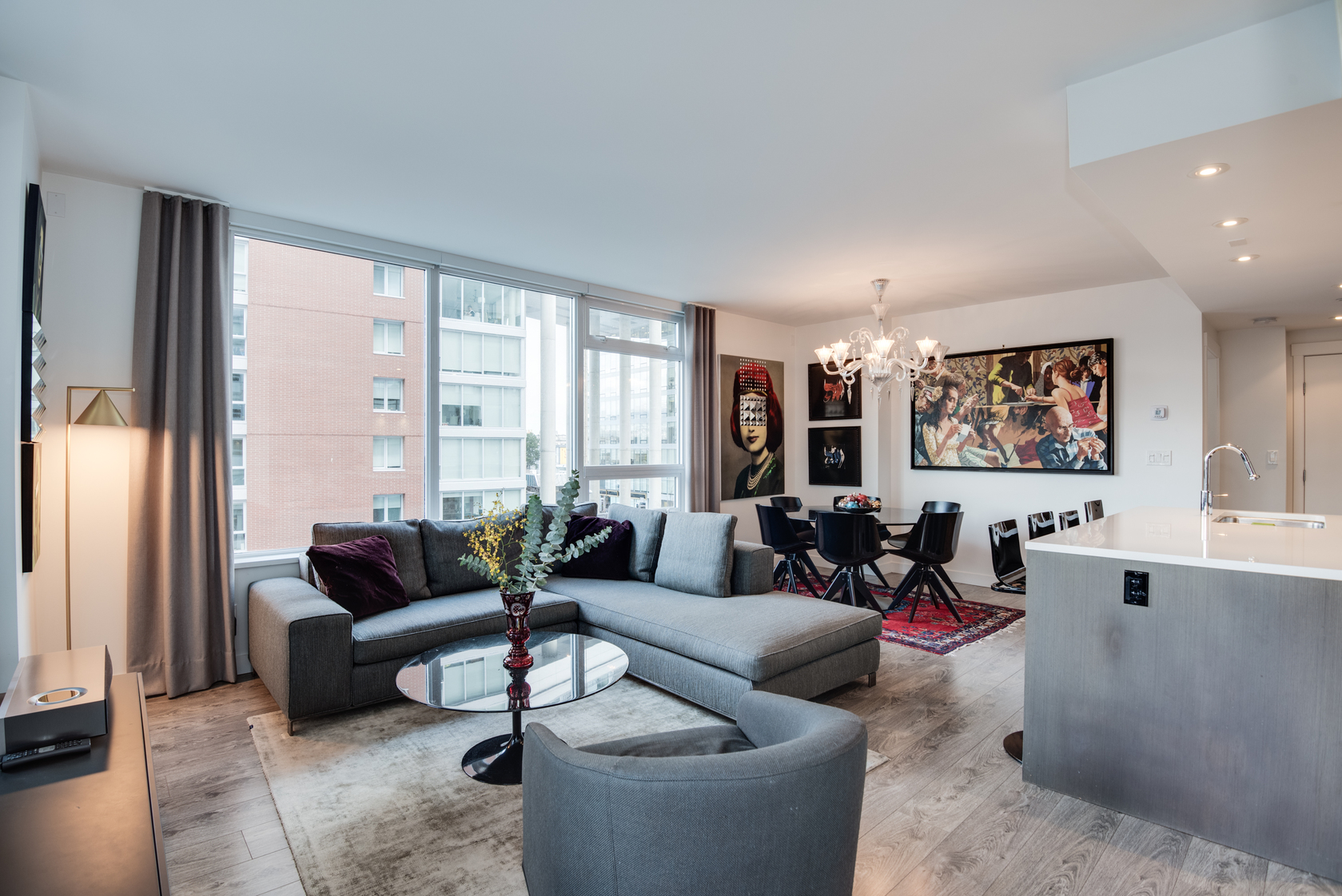 7 at 505 - 110 Switchmen Street, Olympic Village (Mount Pleasant VE), Vancouver West