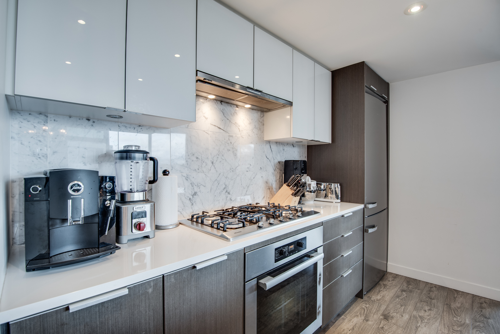 8 at 505 - 110 Switchmen Street, Olympic Village (Mount Pleasant VE), Vancouver West