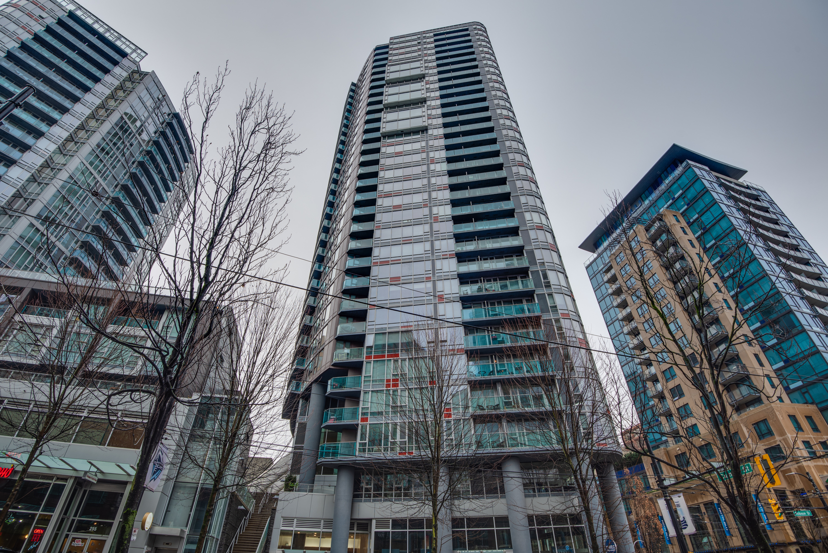 1 at 502 - 233 Robson Street, Downtown VW, Vancouver West